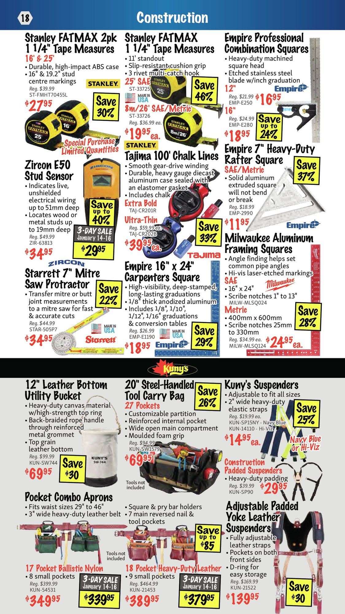 KMS Tools - Monthly Savings - Page 18