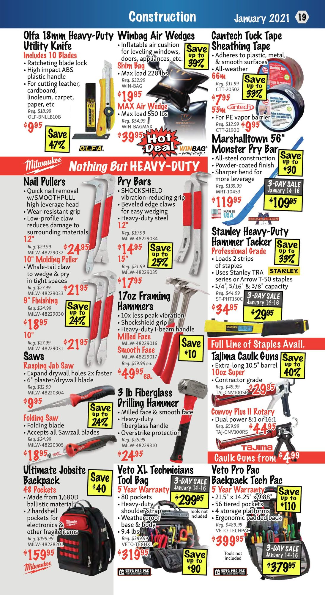 KMS Tools - Monthly Savings - Page 19