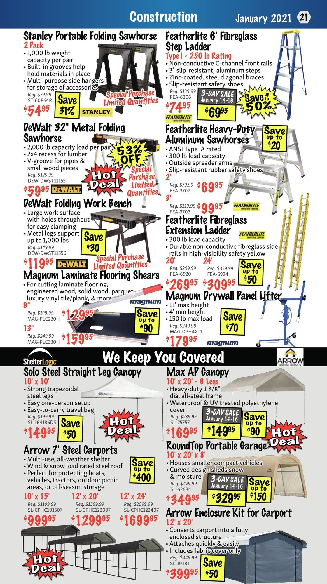 KMS Tools - Monthly Savings - Page 21