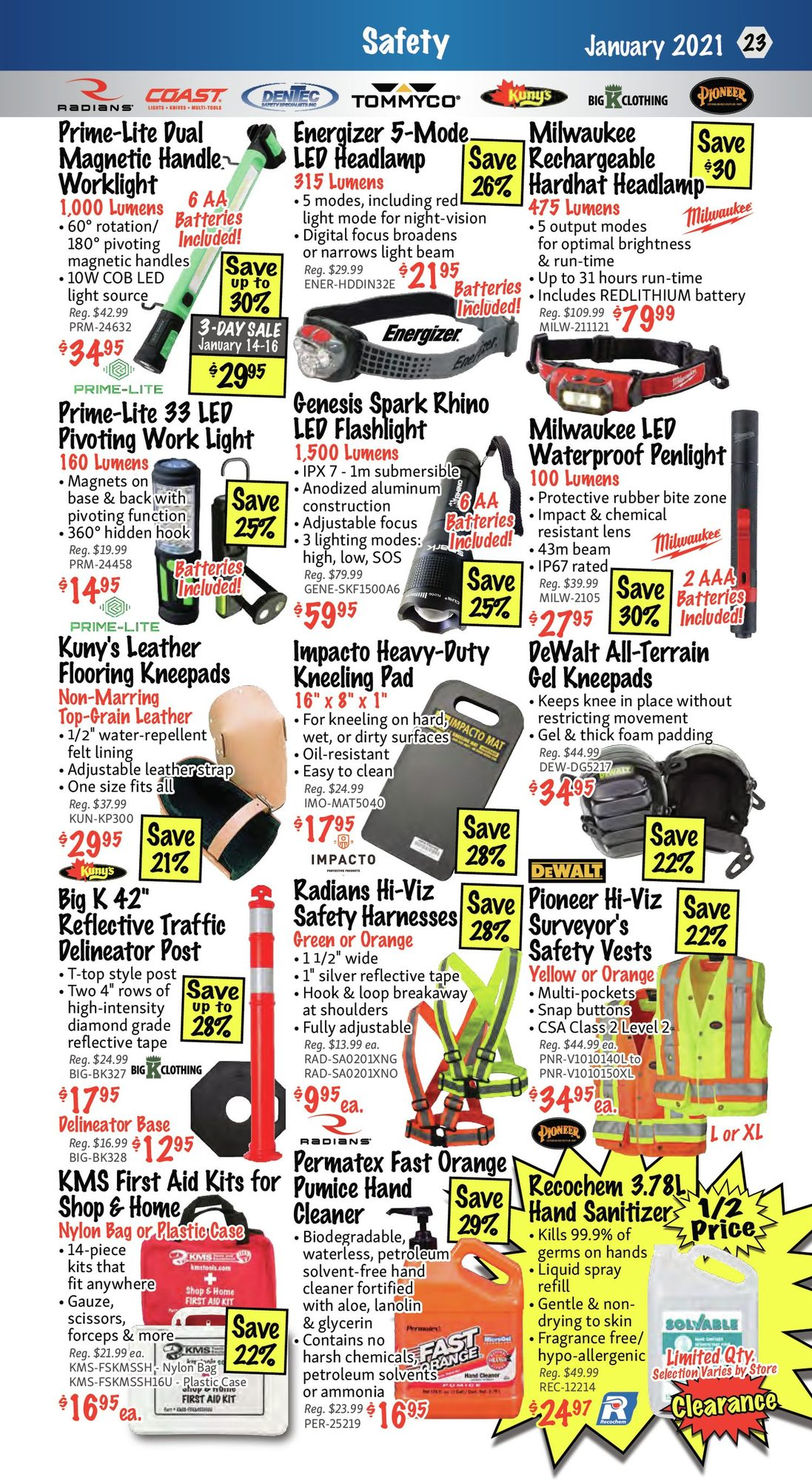 KMS Tools - Monthly Savings - Page 23