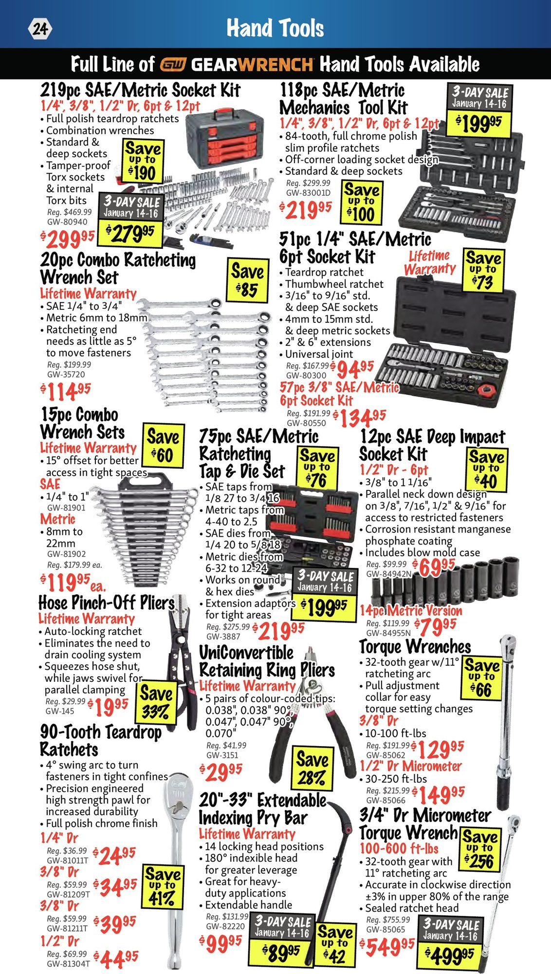 KMS Tools - Monthly Savings - Page 24