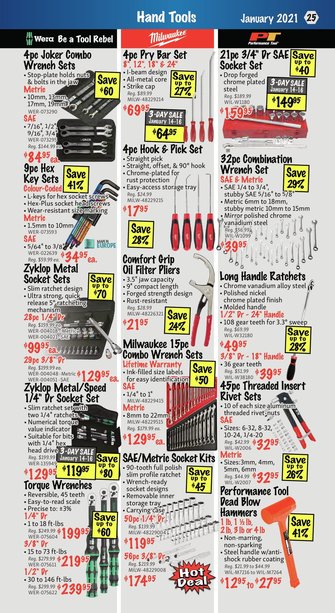 KMS Tools - Monthly Savings - Page 25