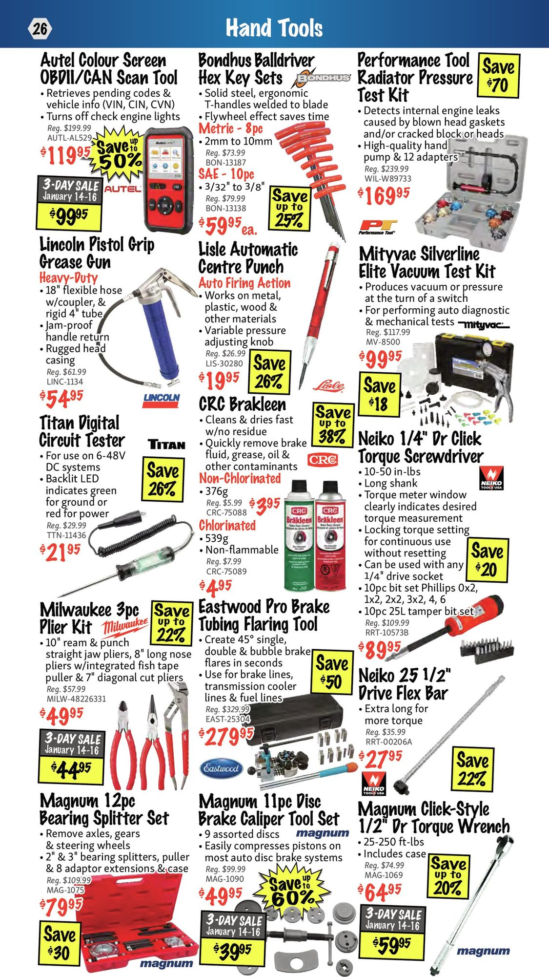 KMS Tools - Monthly Savings - Page 26