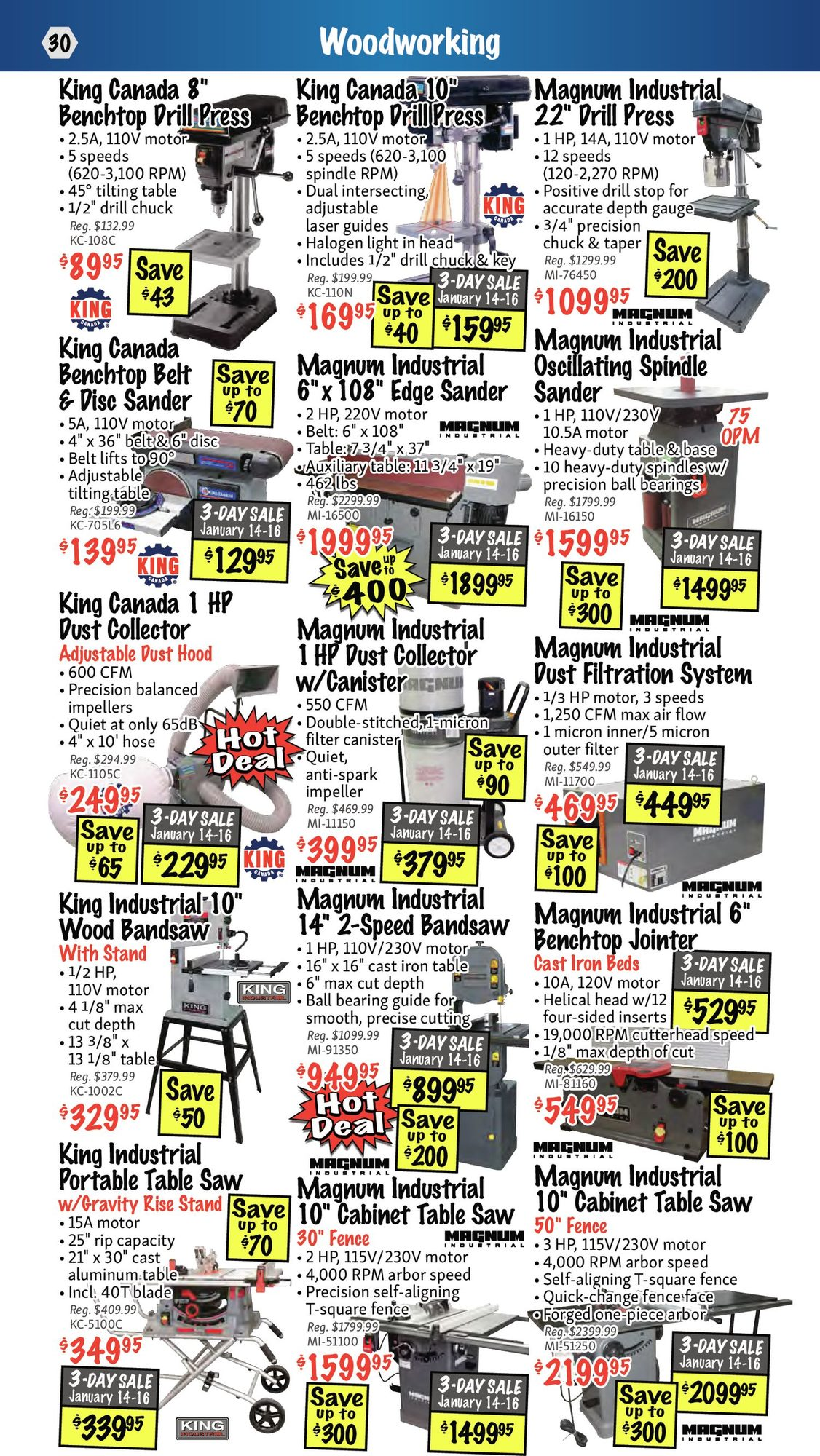 KMS Tools - Monthly Savings - Page 30
