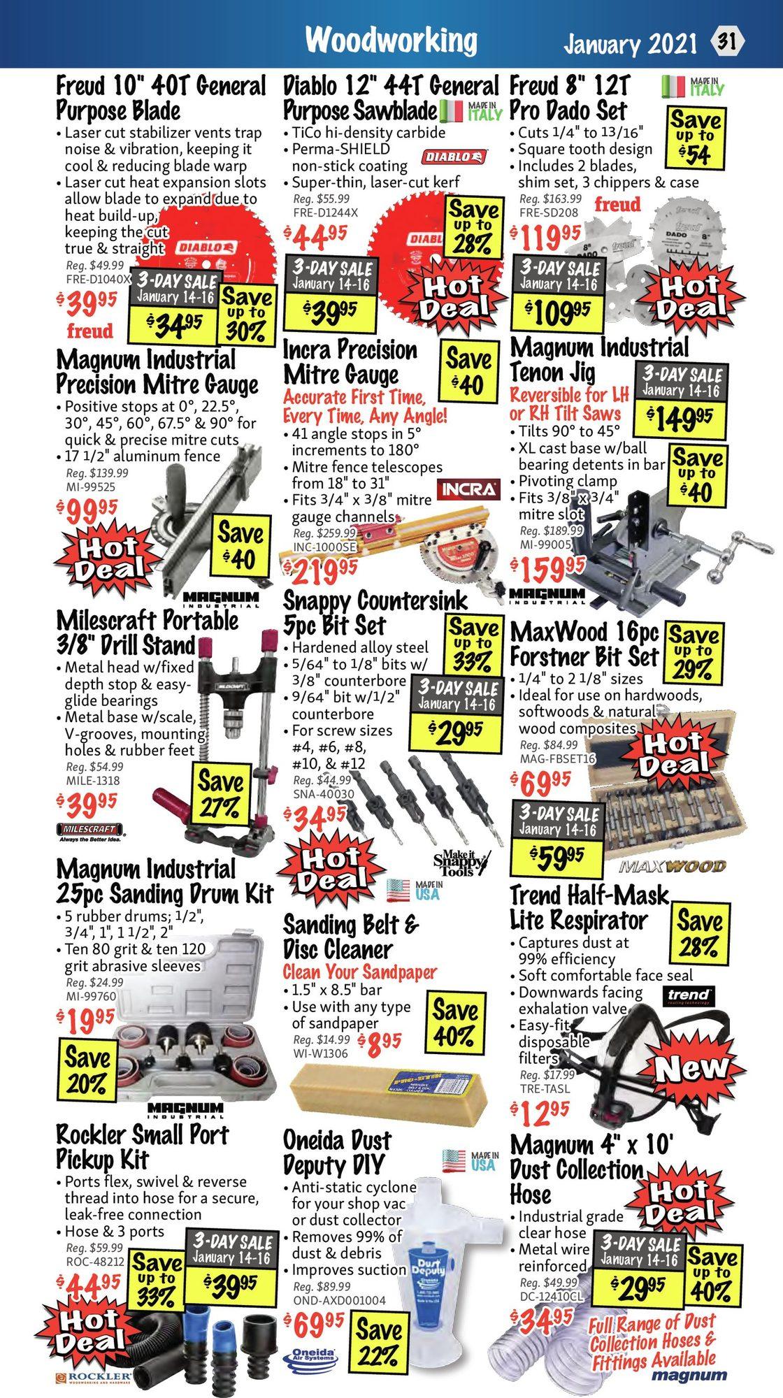 KMS Tools - Monthly Savings - Page 31