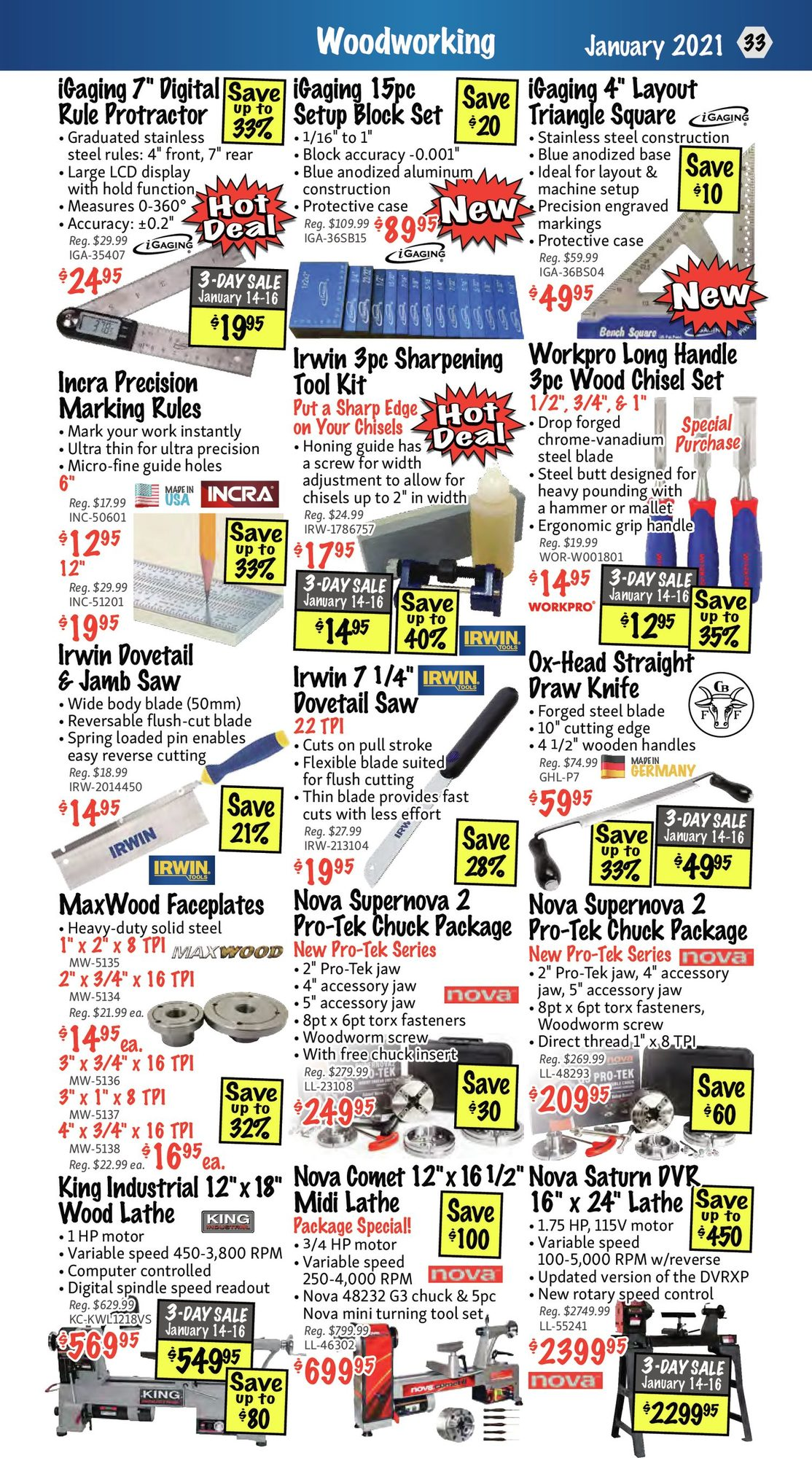 KMS Tools - Monthly Savings - Page 33