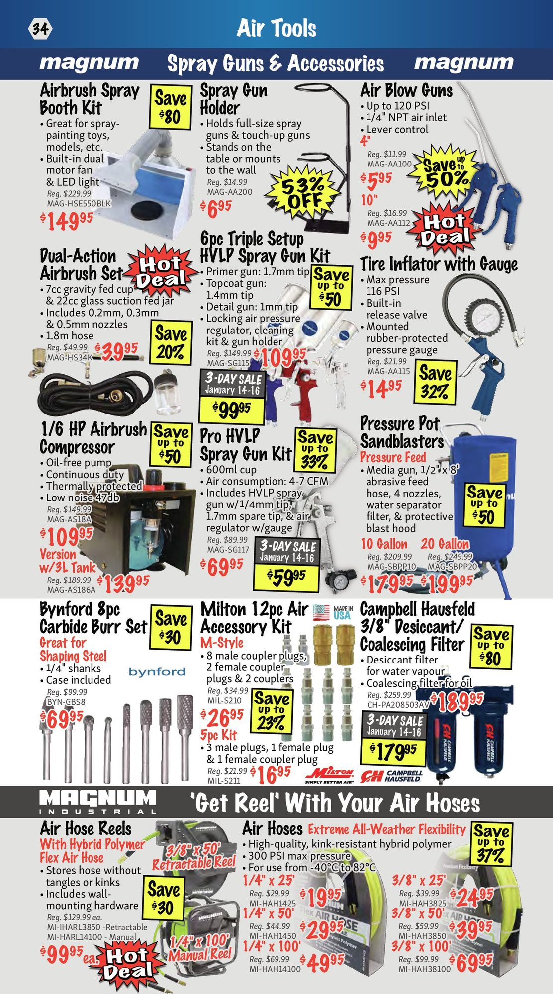 KMS Tools - Monthly Savings - Page 34