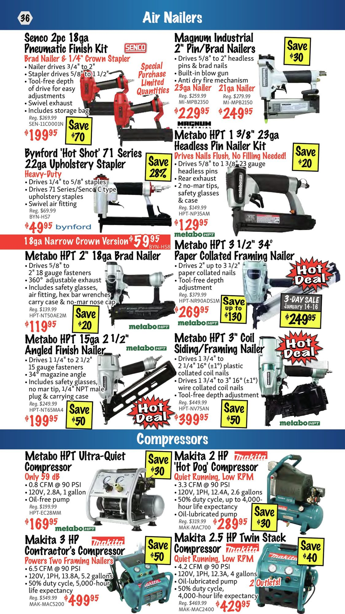 KMS Tools - Monthly Savings - Page 36