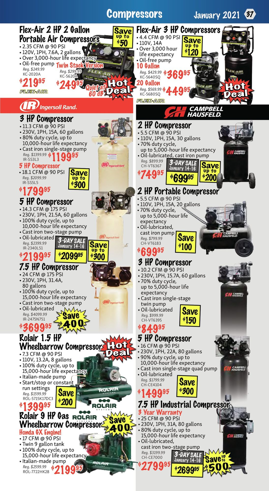 KMS Tools - Monthly Savings - Page 37