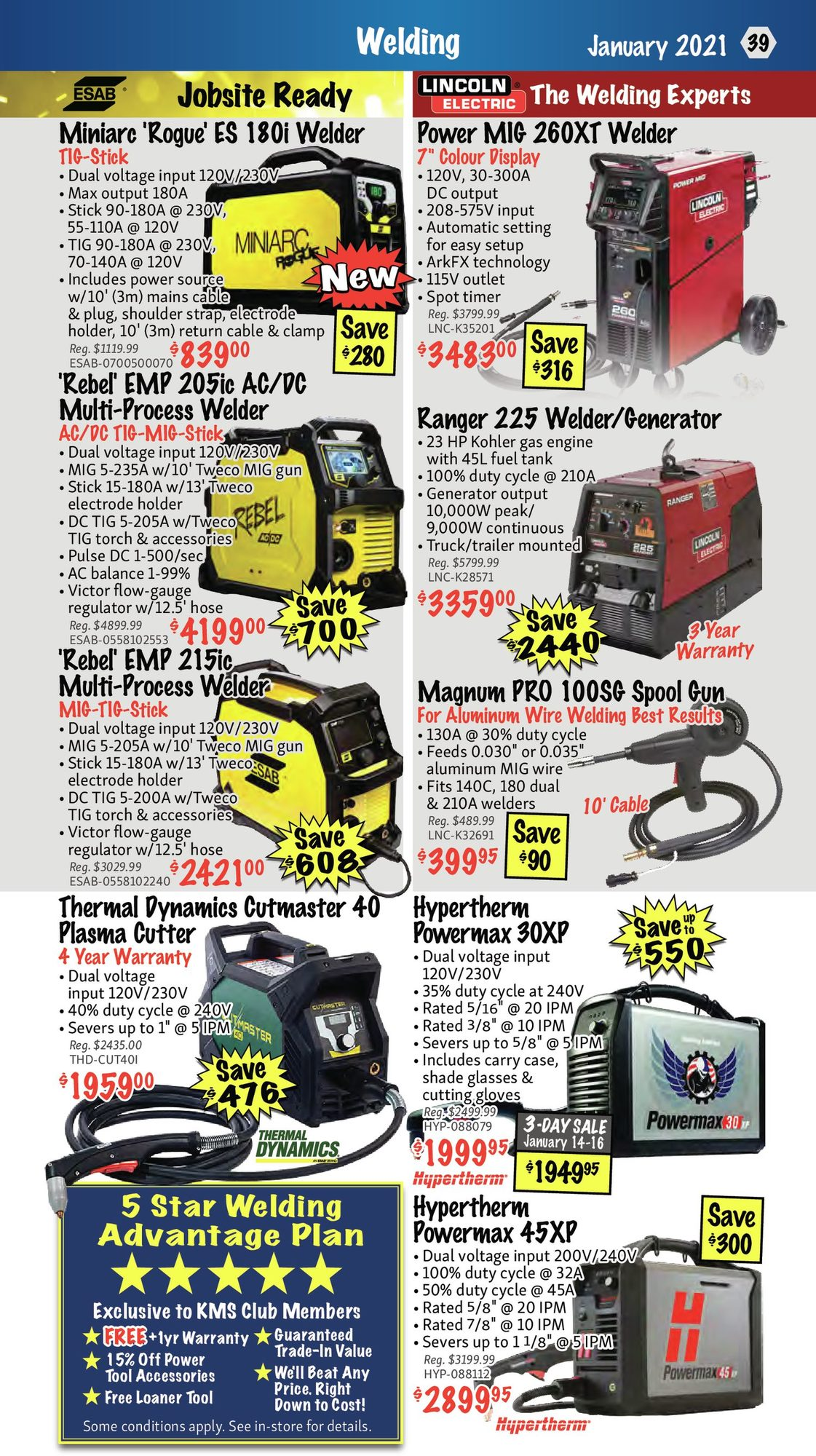KMS Tools - Monthly Savings - Page 39