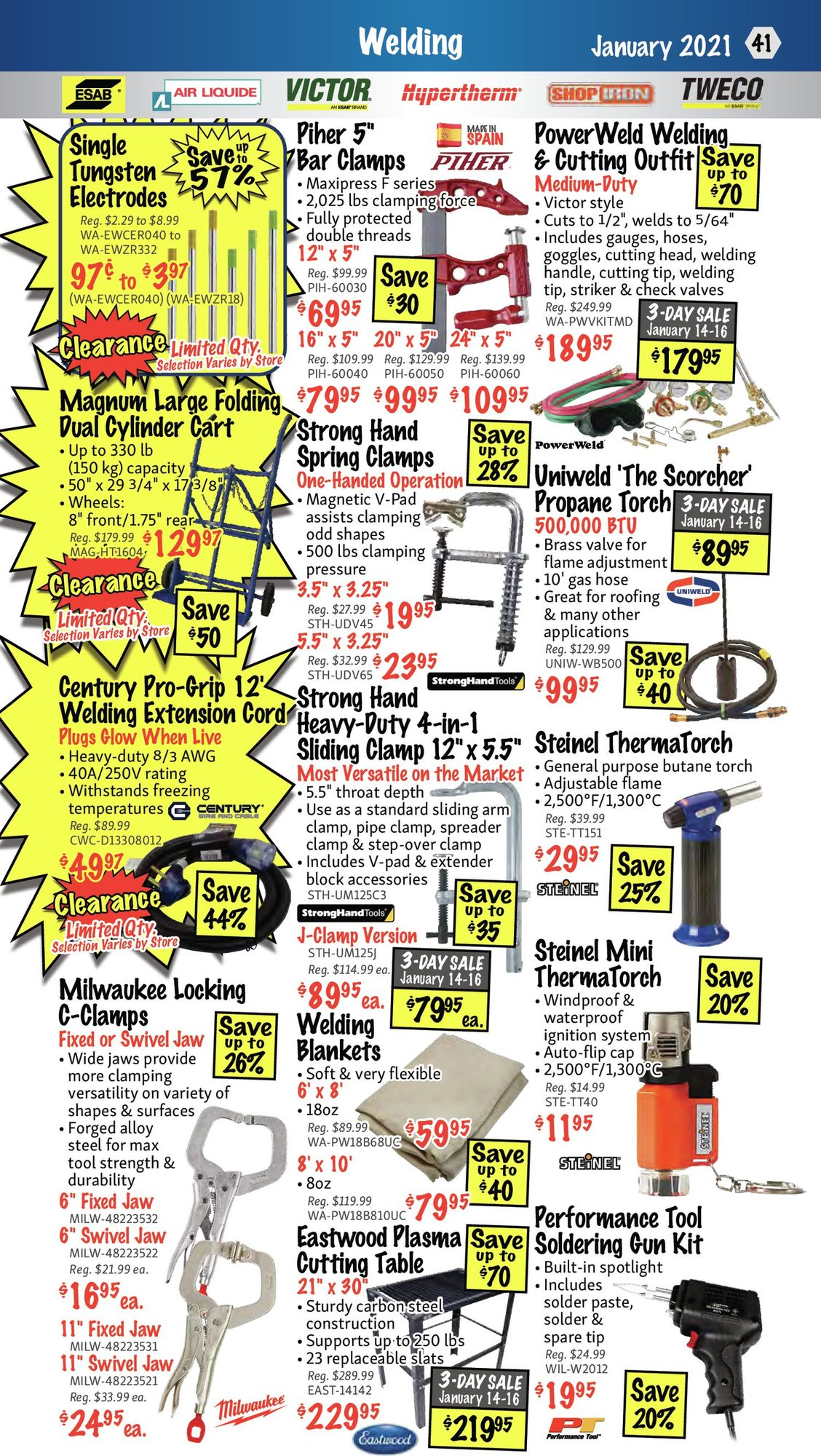 KMS Tools - Monthly Savings - Page 41