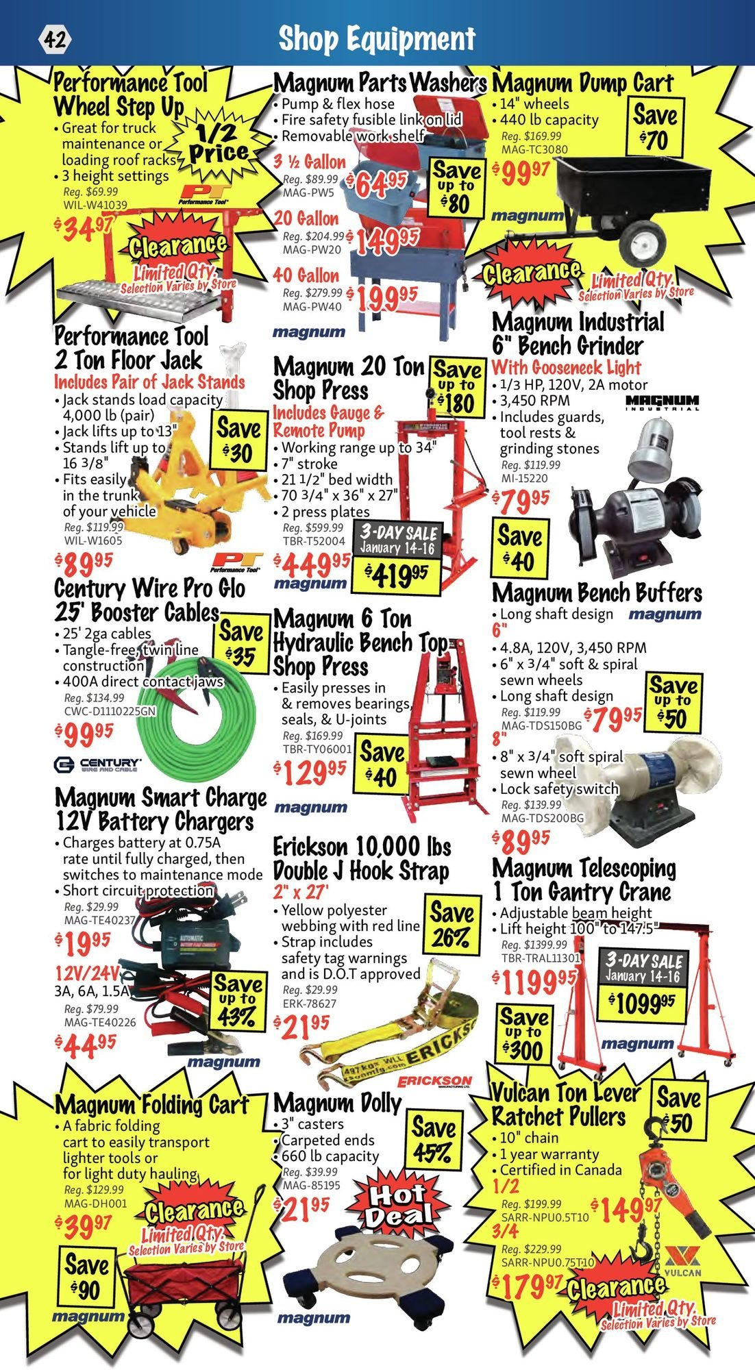 KMS Tools - Monthly Savings - Page 42