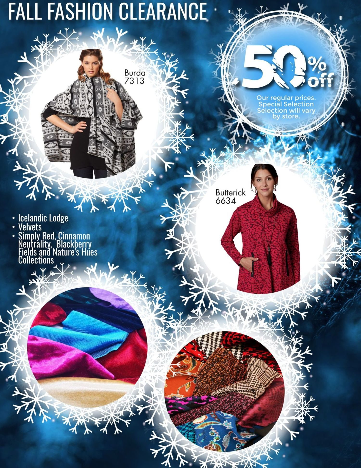 Fabricland - January's Deep Freeze Sale - Page 2