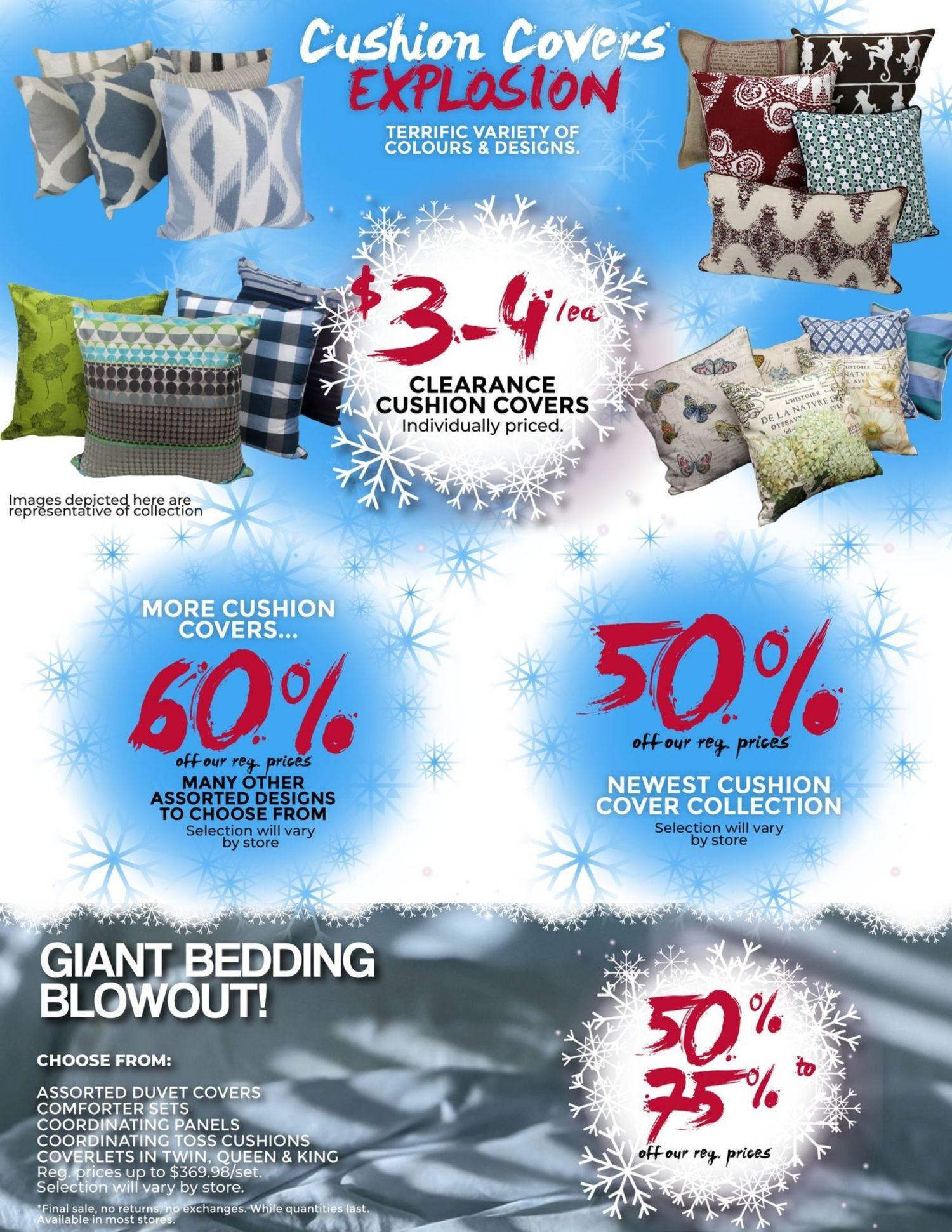 Fabricland - January's Deep Freeze Sale - Page 9