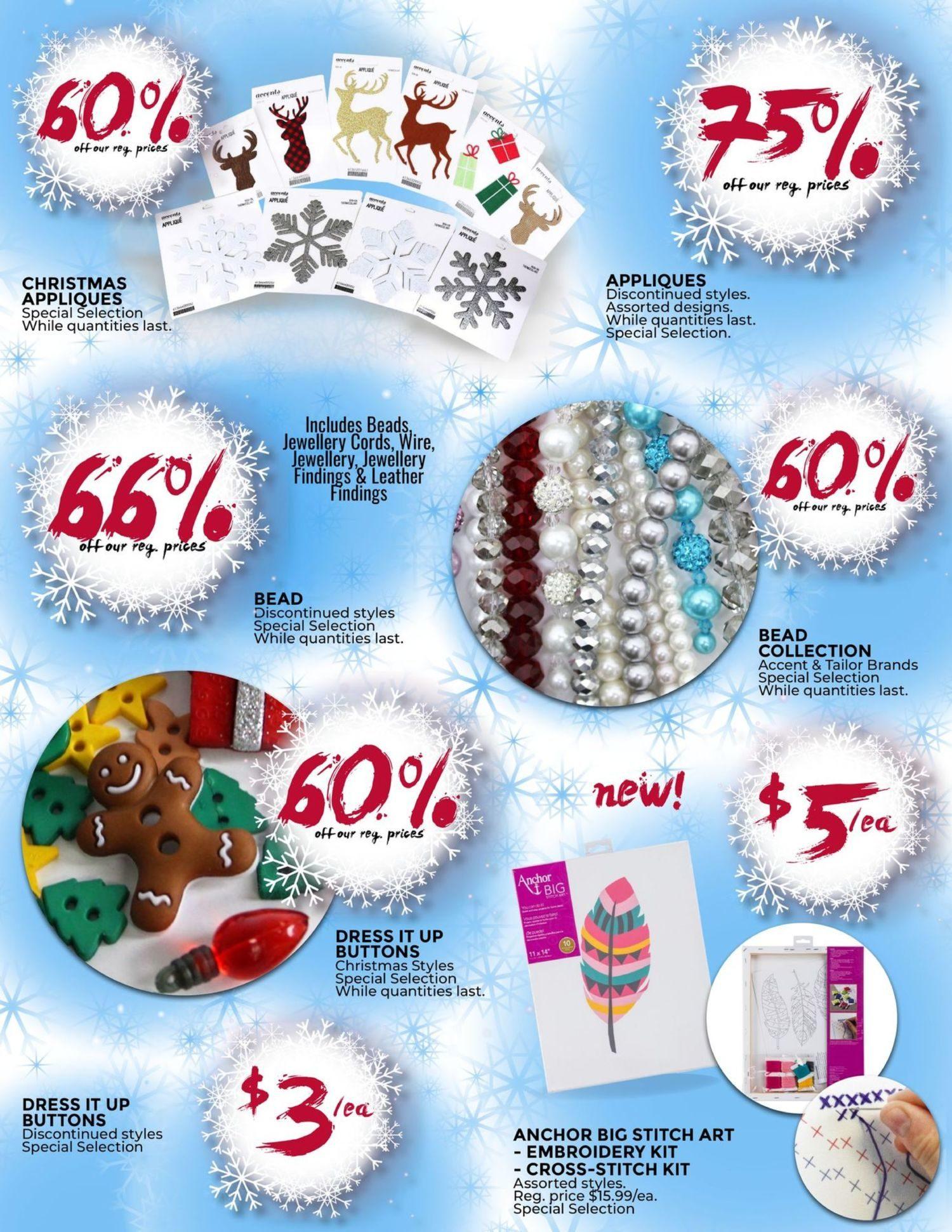Fabricland - January's Deep Freeze Sale - Page 12