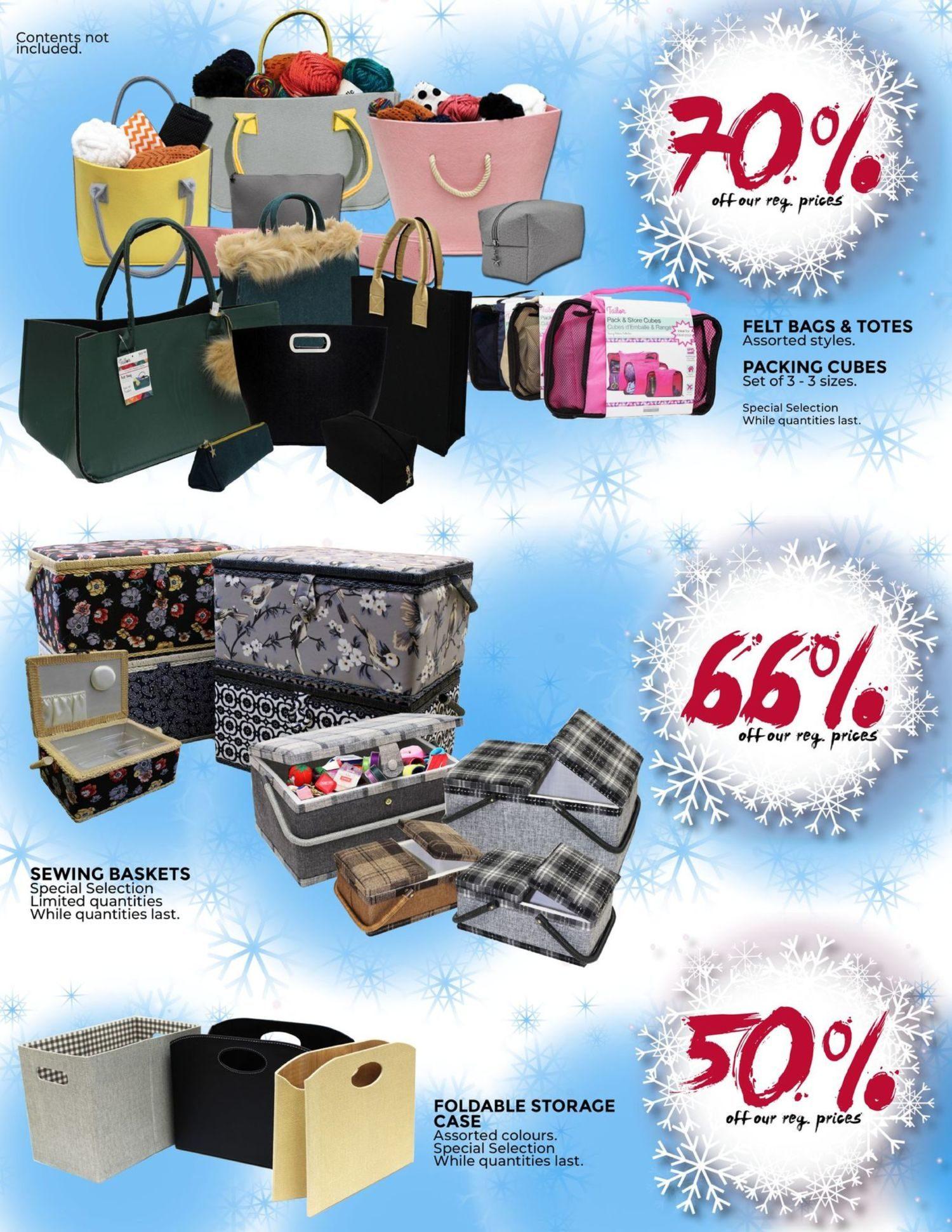 Fabricland - January's Deep Freeze Sale - Page 15