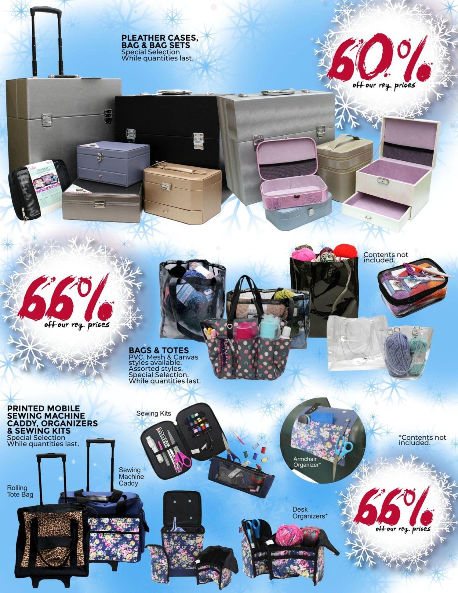 Fabricland - January's Deep Freeze Sale - Page 16