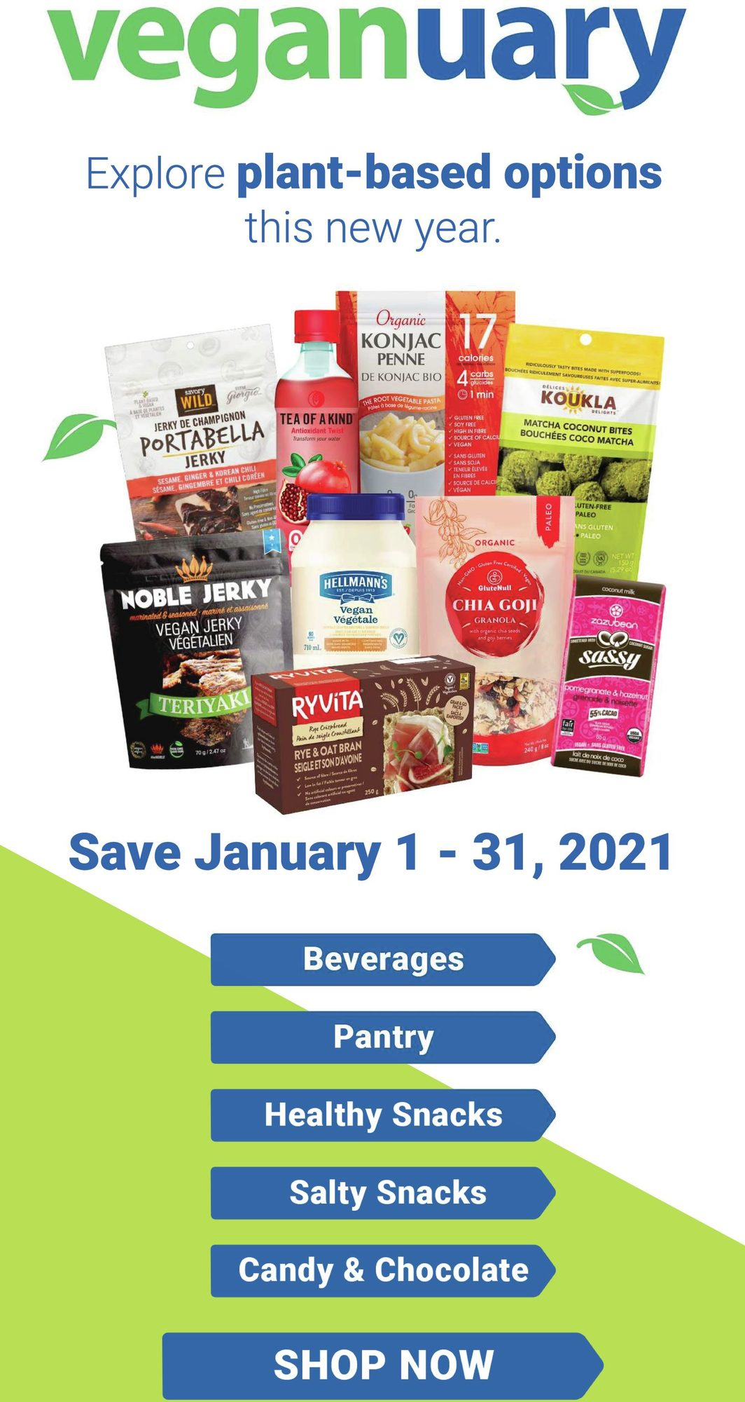 London Drugs - Veganuary - Page 2