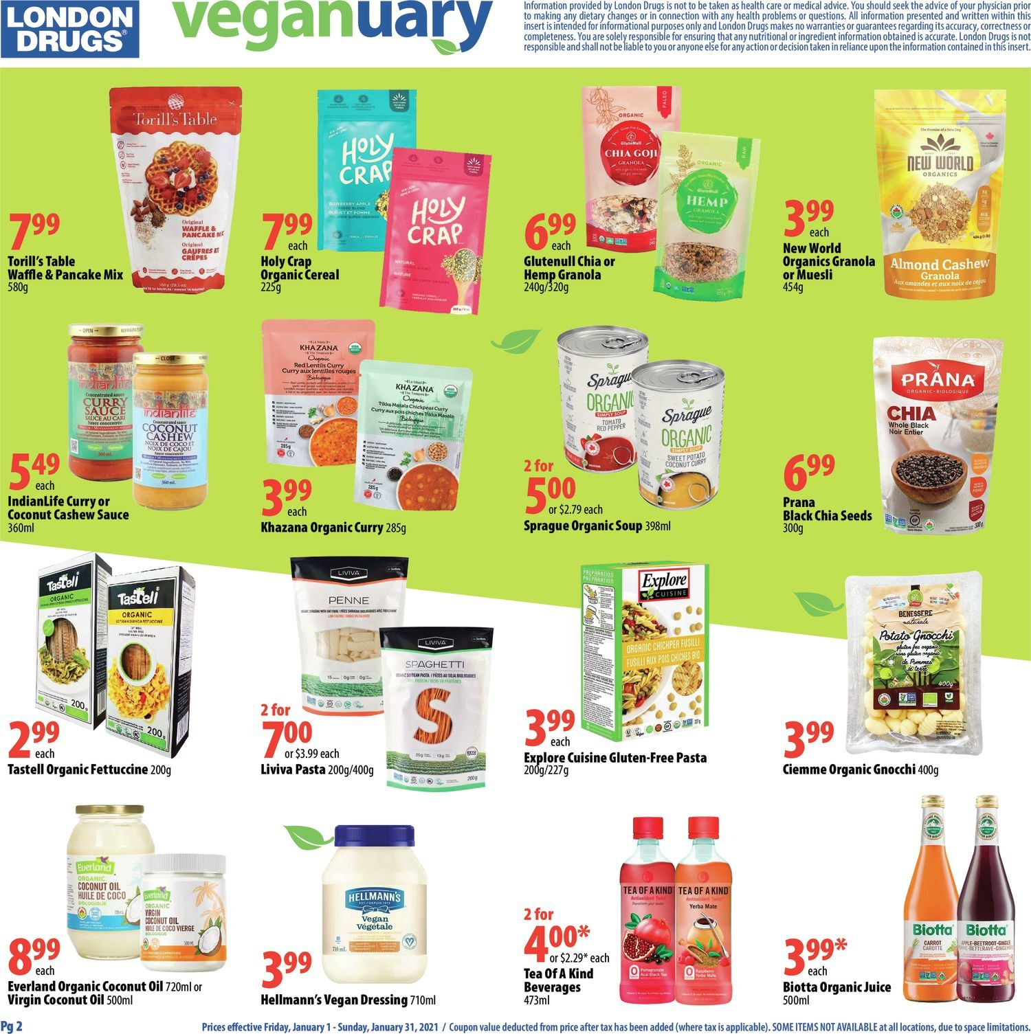 London Drugs - Veganuary - Page 4