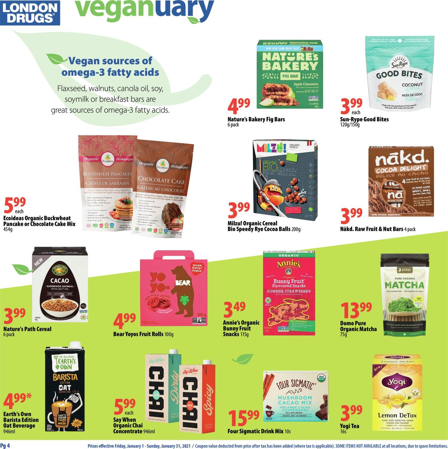 London Drugs - Veganuary - Page 6