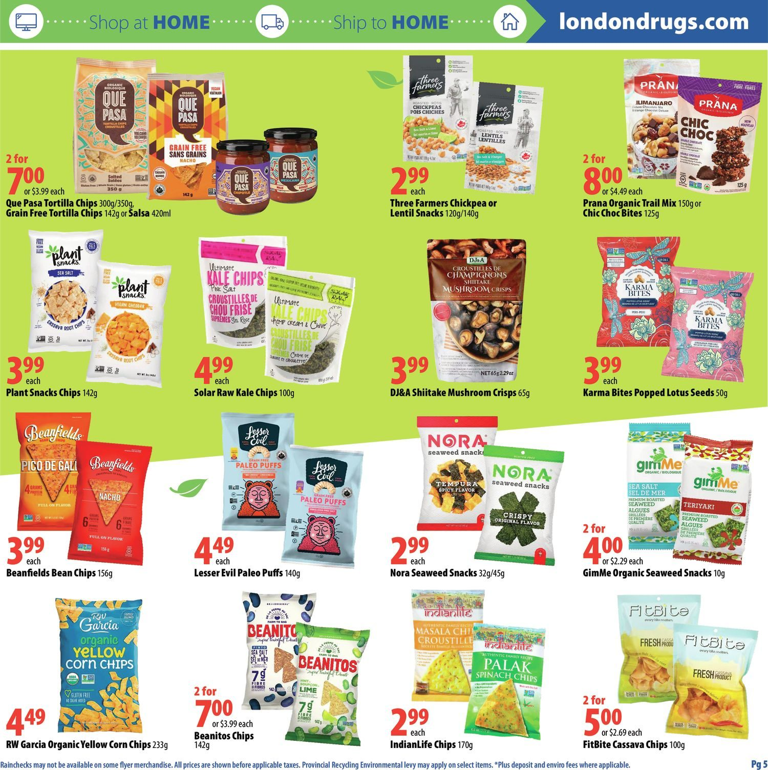 London Drugs - Veganuary - Page 7