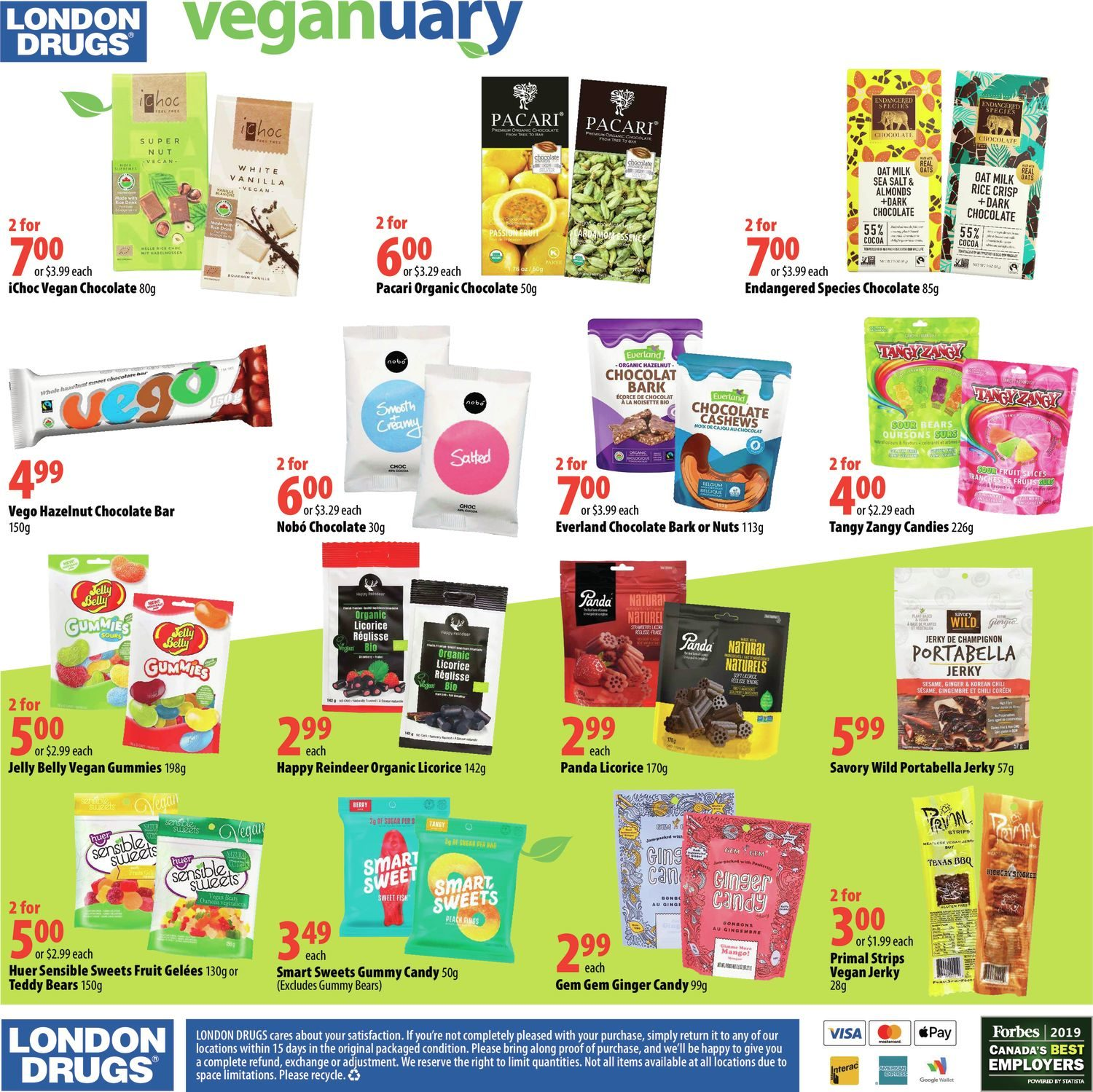London Drugs - Veganuary - Page 8