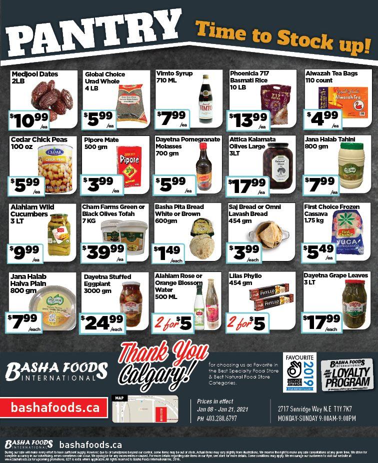 Basha Foods International - 2 Weeks of Savings - Page 3