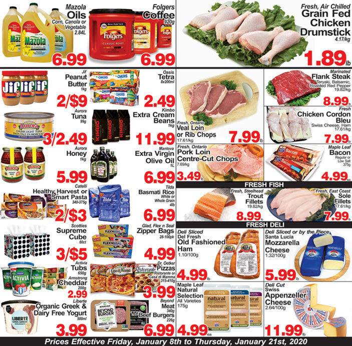 Concord Food Centre - 2 Weeks of Savings - Page 2