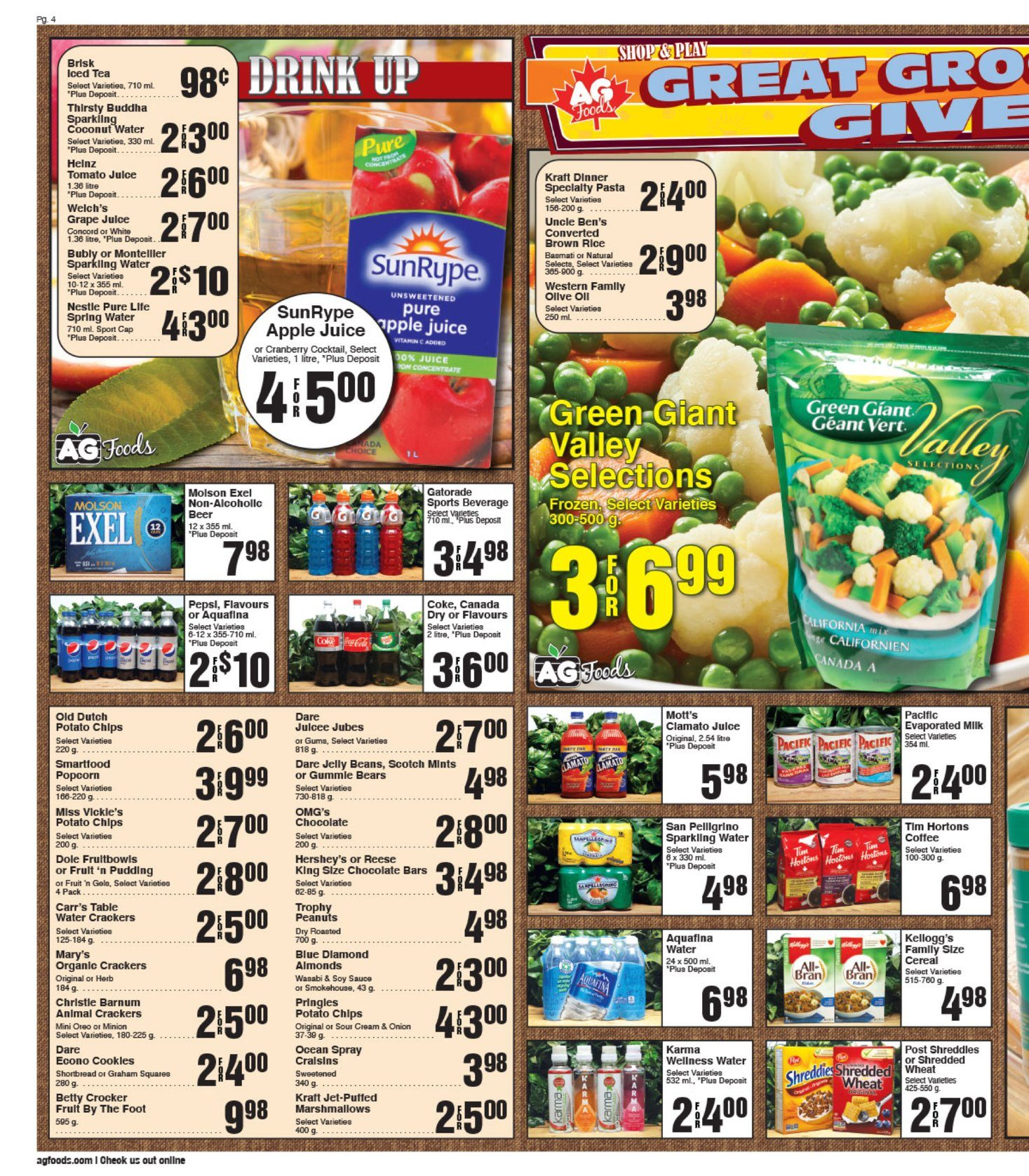 AG Foods - Weekly Flyer Specials - Page 4