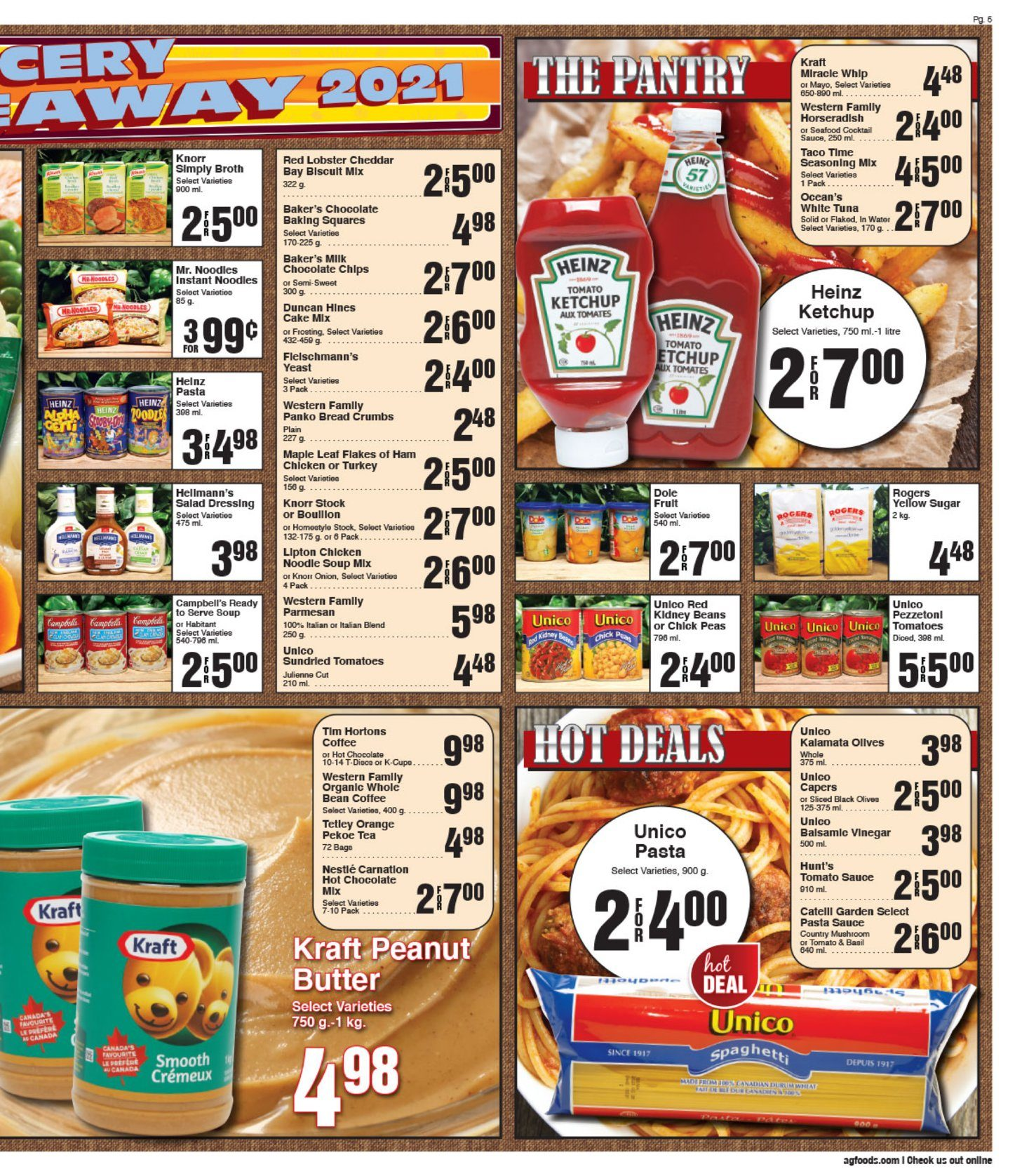AG Foods - Weekly Flyer Specials - Page 5