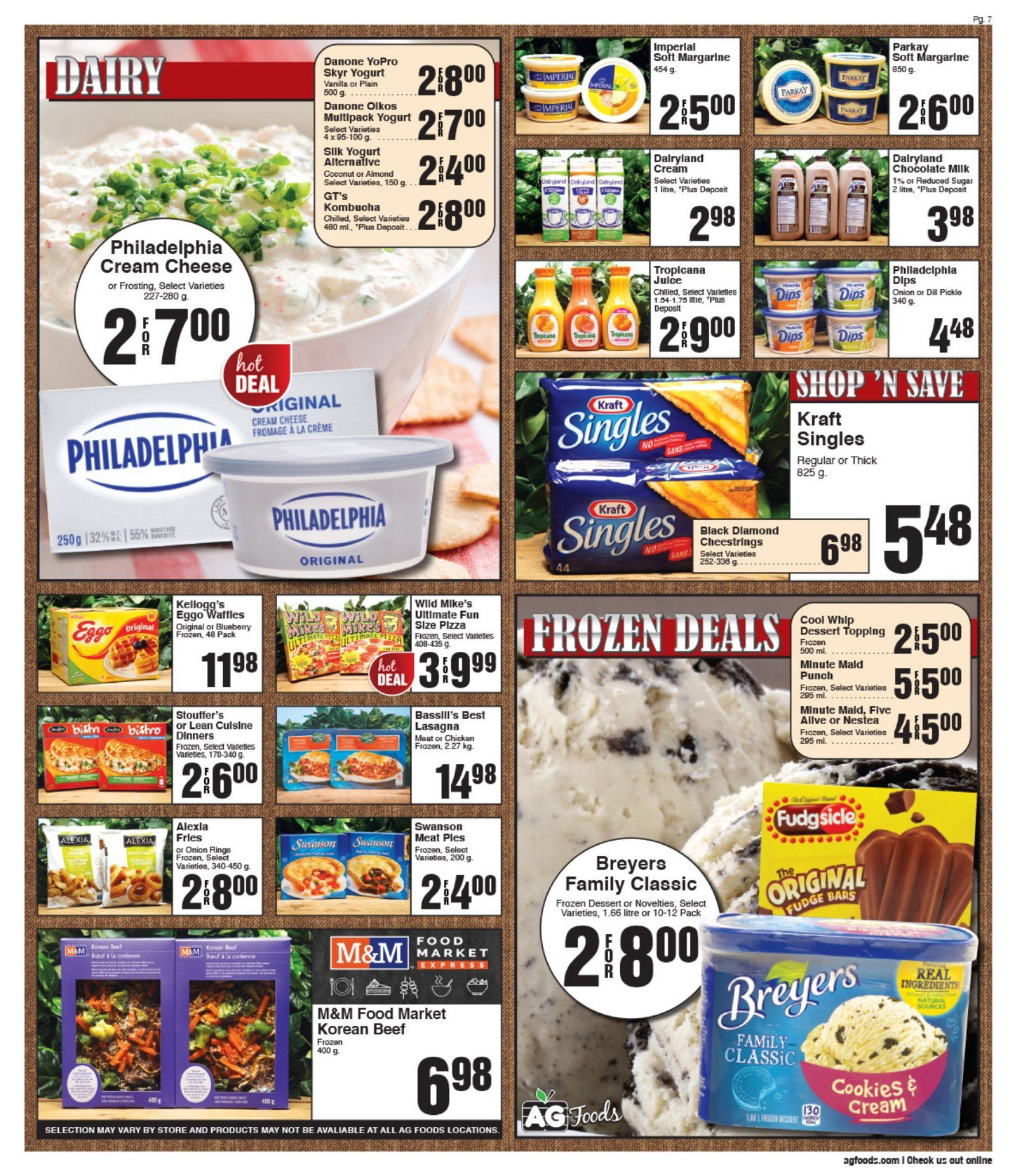 AG Foods - Weekly Flyer Specials - Page 7