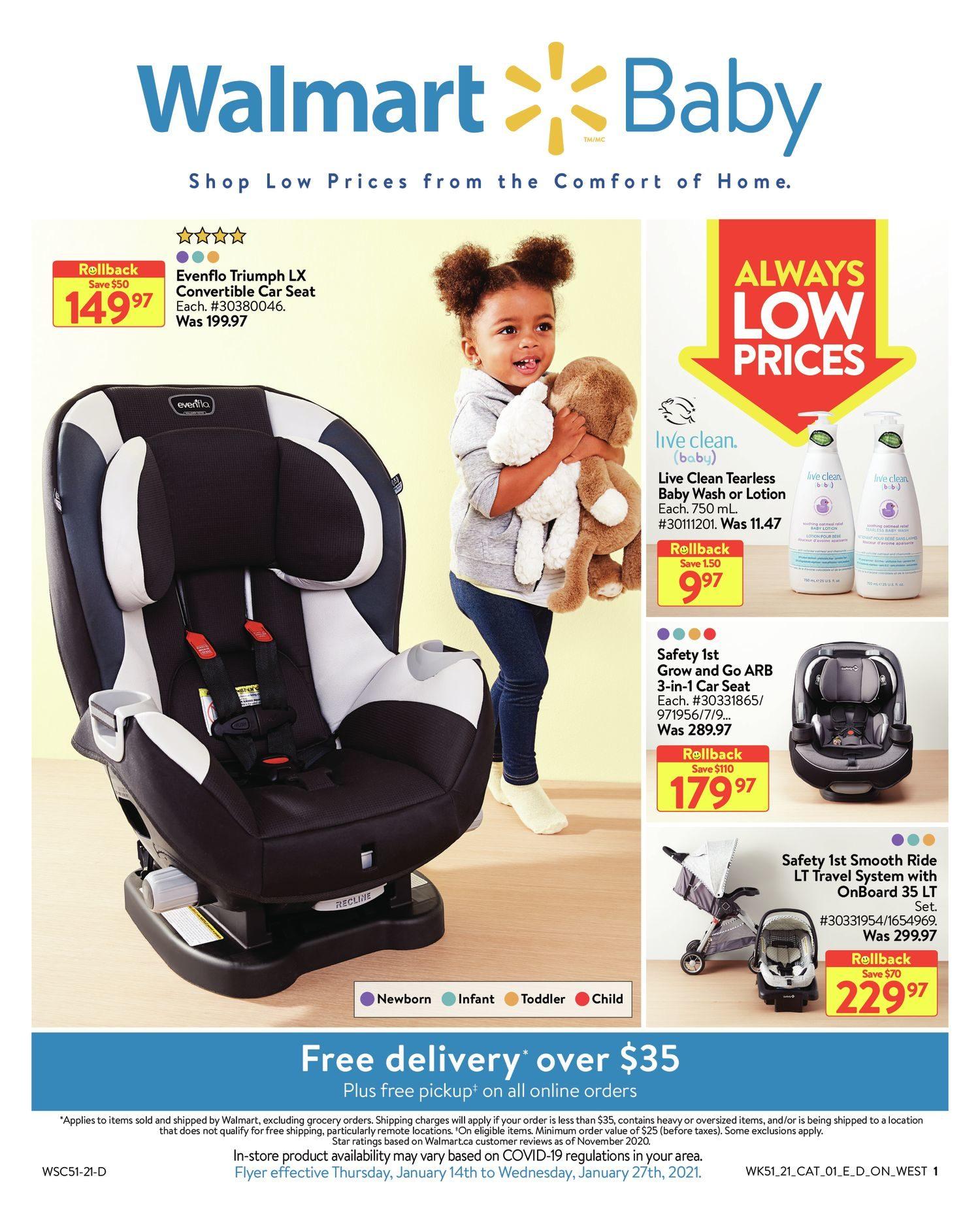 Walmart - Baby Book