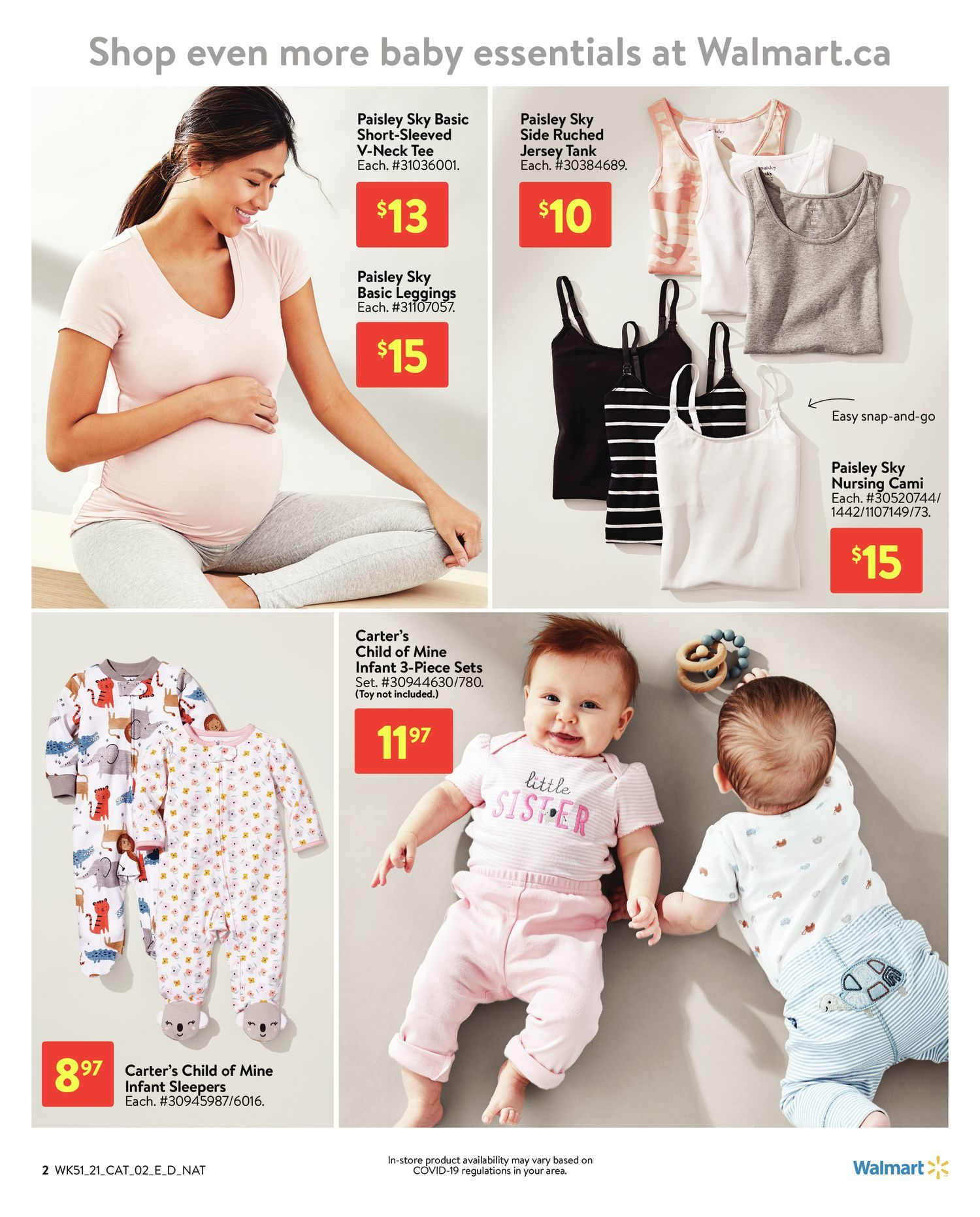 Walmart - Baby Book - Page 2