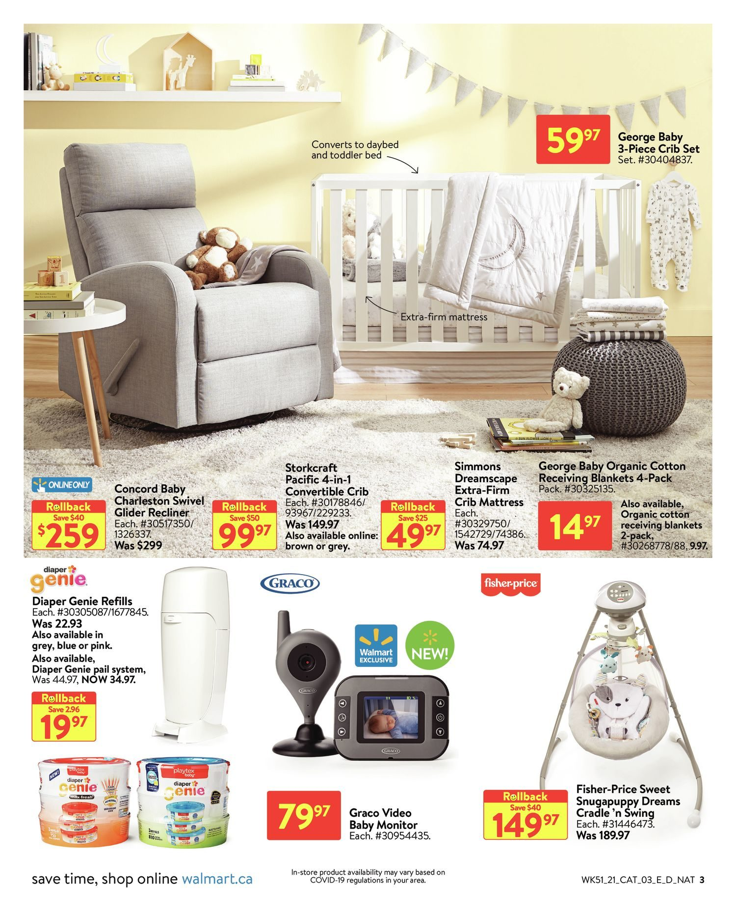 Walmart - Baby Book - Page 3
