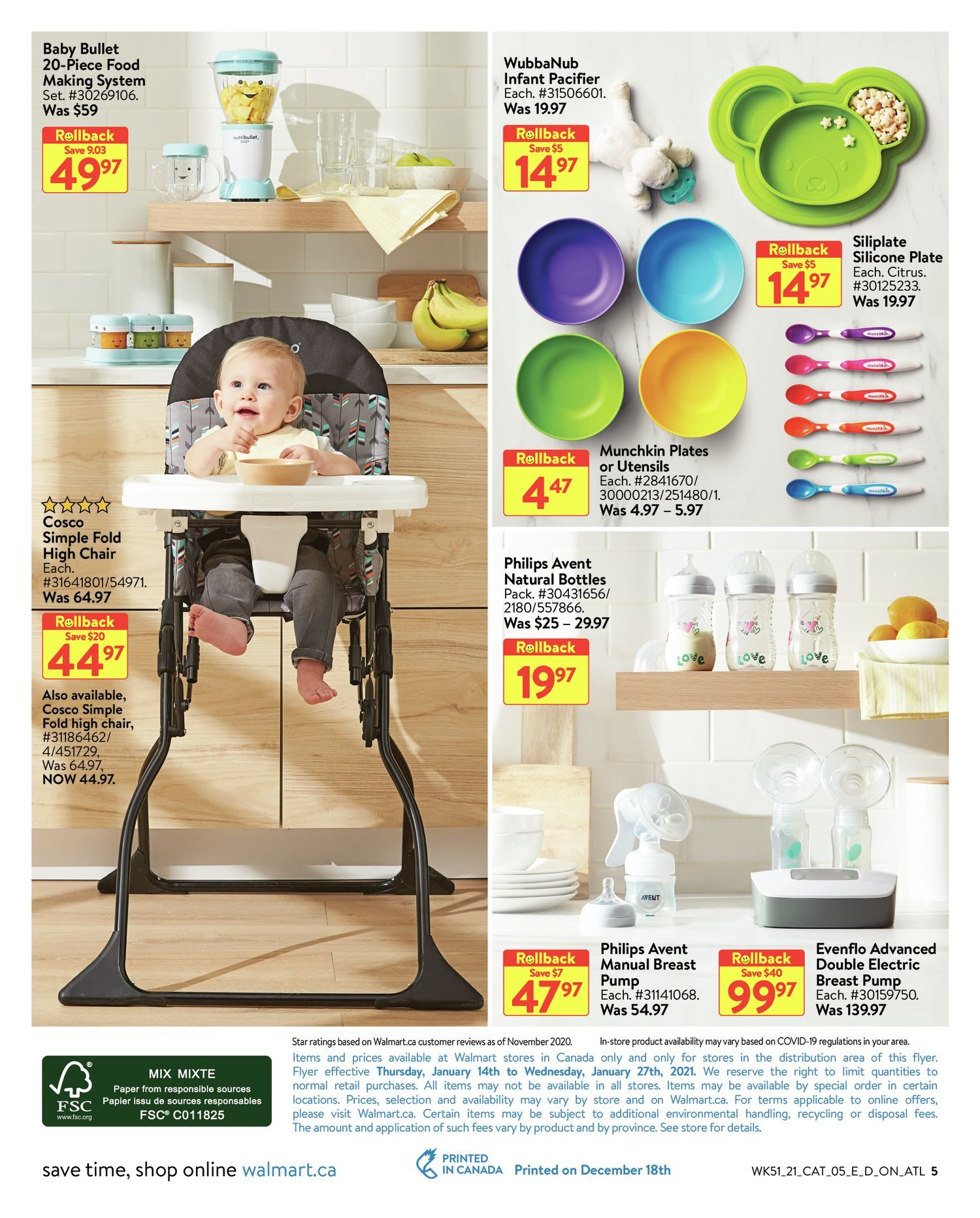 Walmart - Baby Book - Page 5