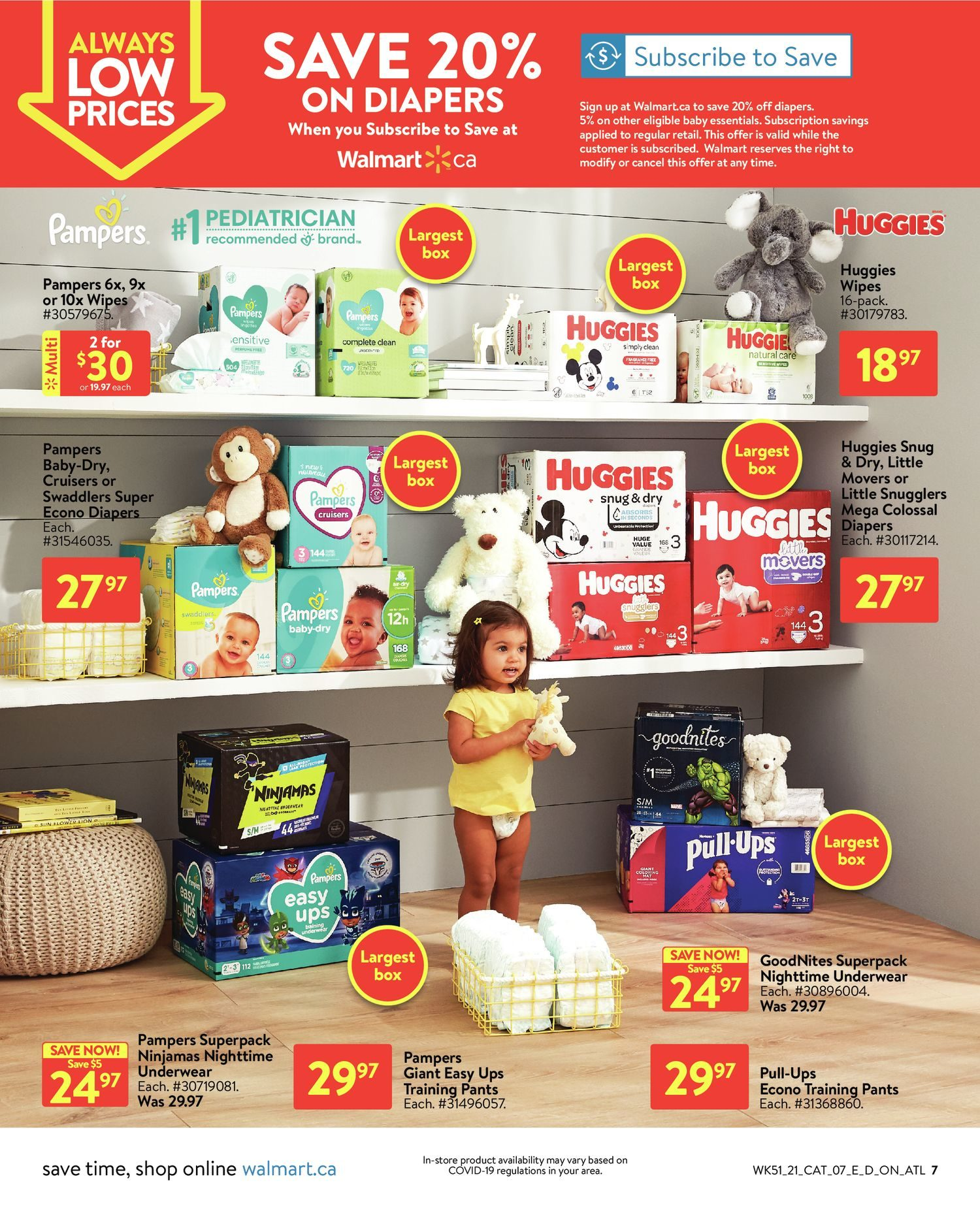 Walmart - Baby Book - Page 7