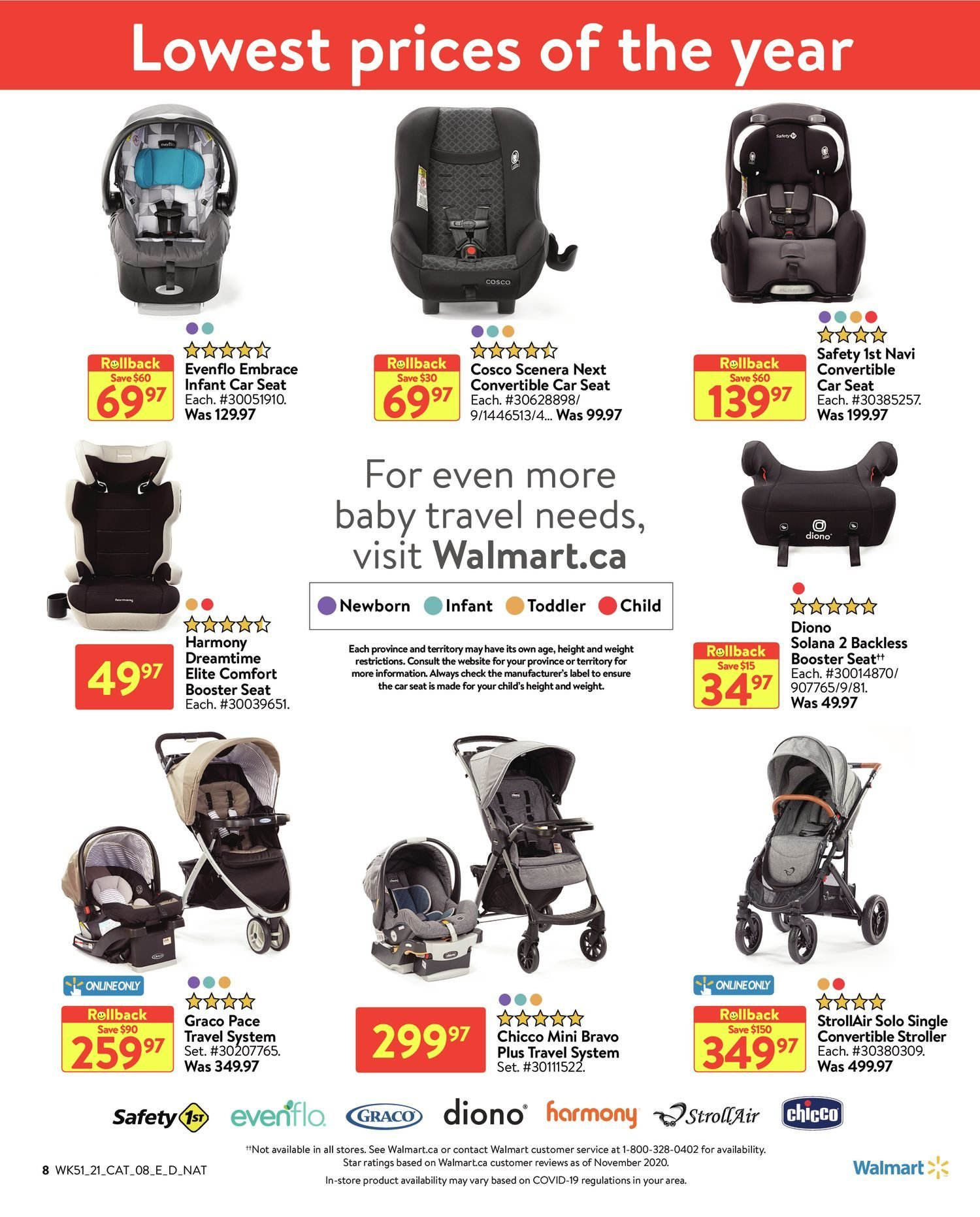 Walmart - Baby Book - Page 8