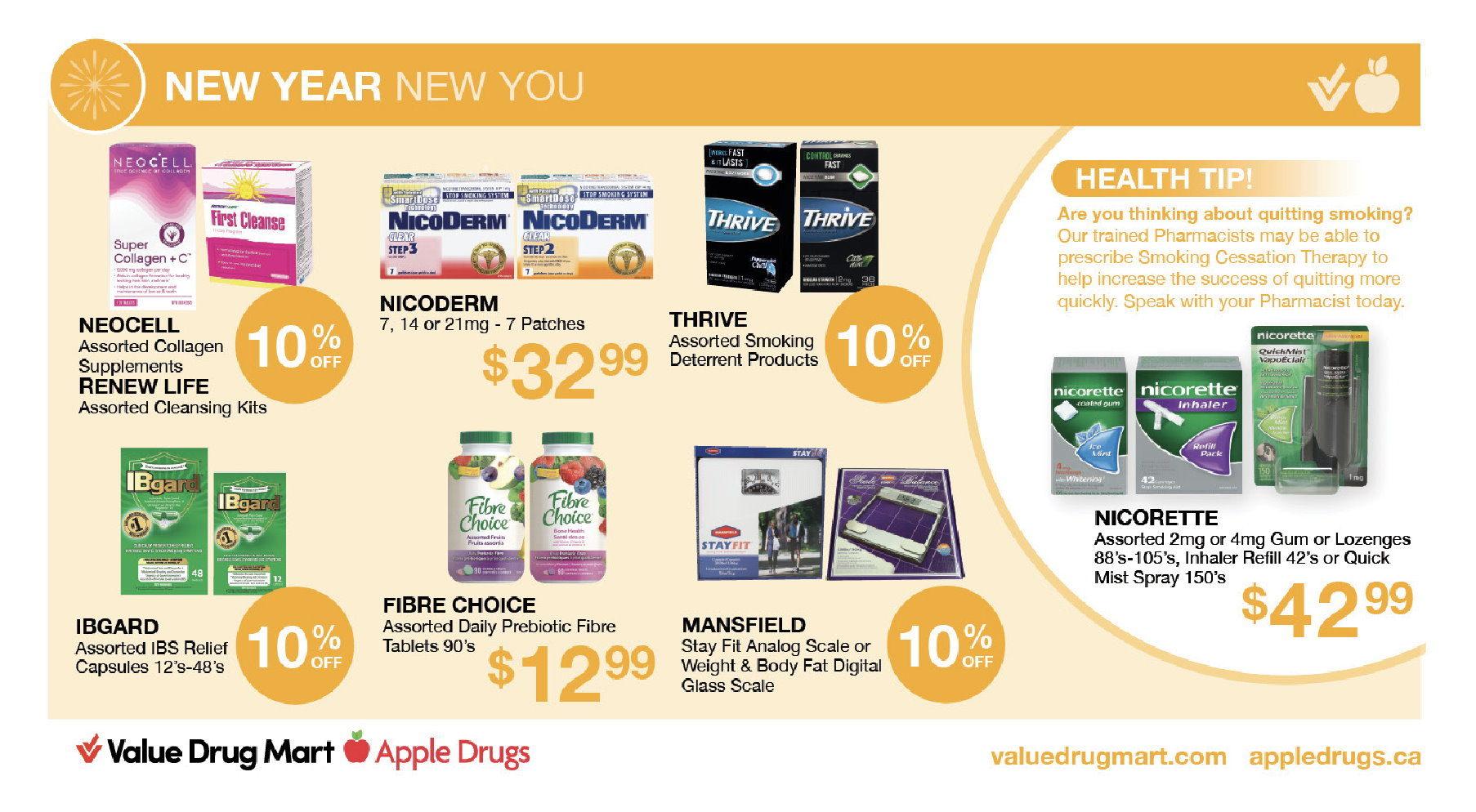 Apple Drugs - 2 Weeks of Savings - Page 8