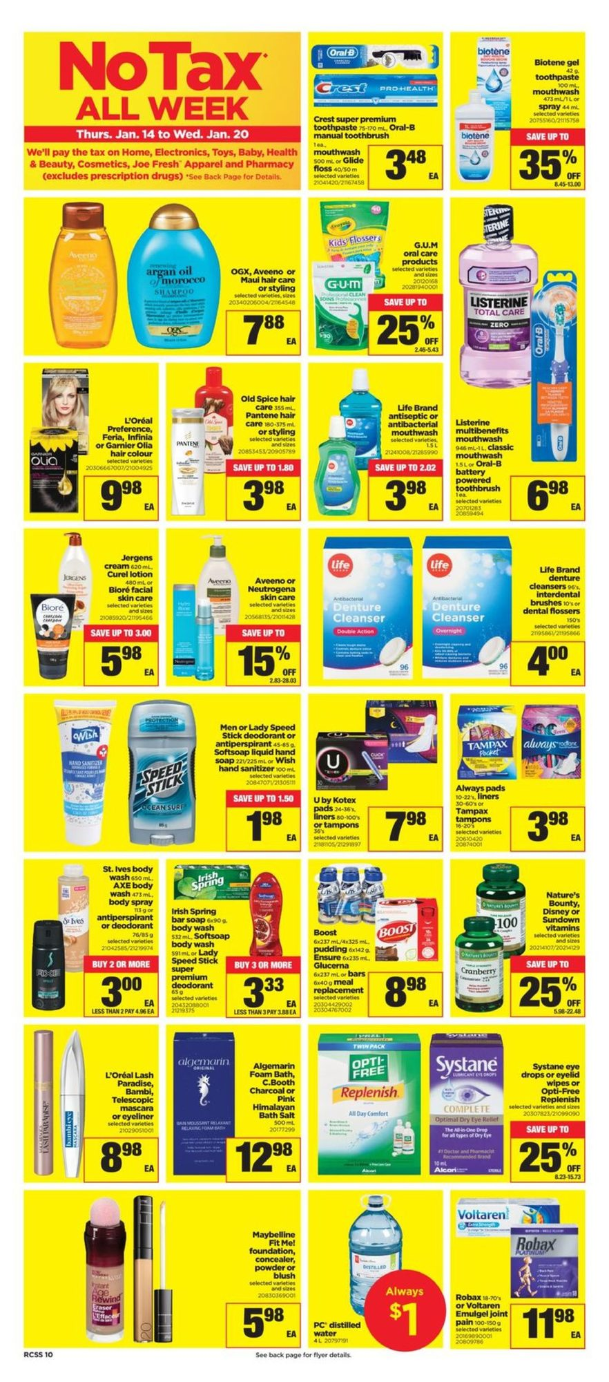 Real Canadian Superstore - Weekly Flyer Specials - Page 10