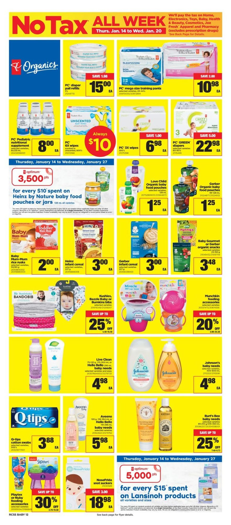 Real Canadian Superstore - Weekly Flyer Specials - Page 12