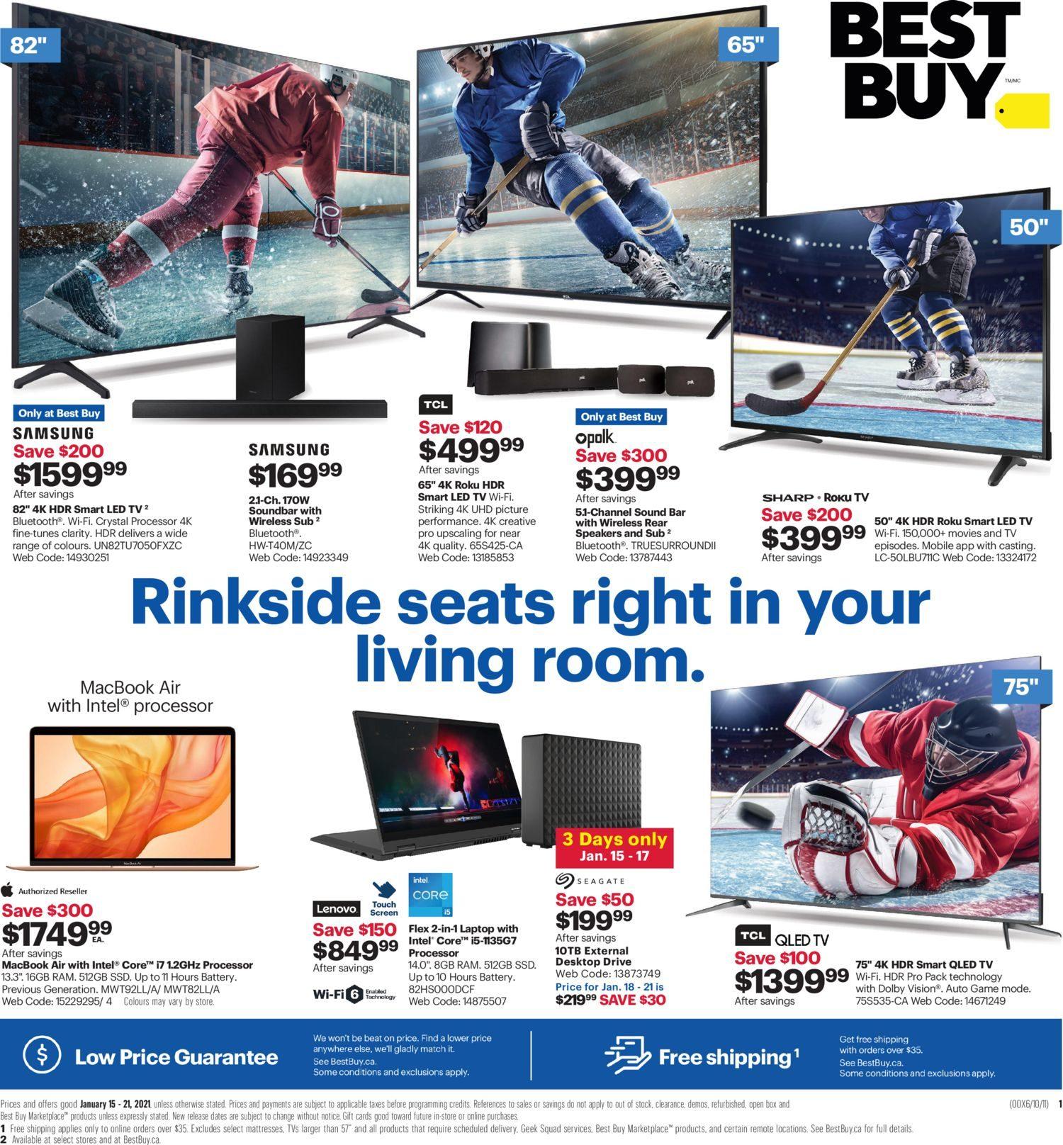 Best Buy - Weekly Flyer Specials