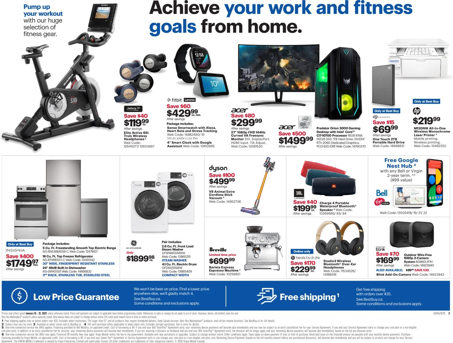Best Buy - Weekly Flyer Specials - Page 3
