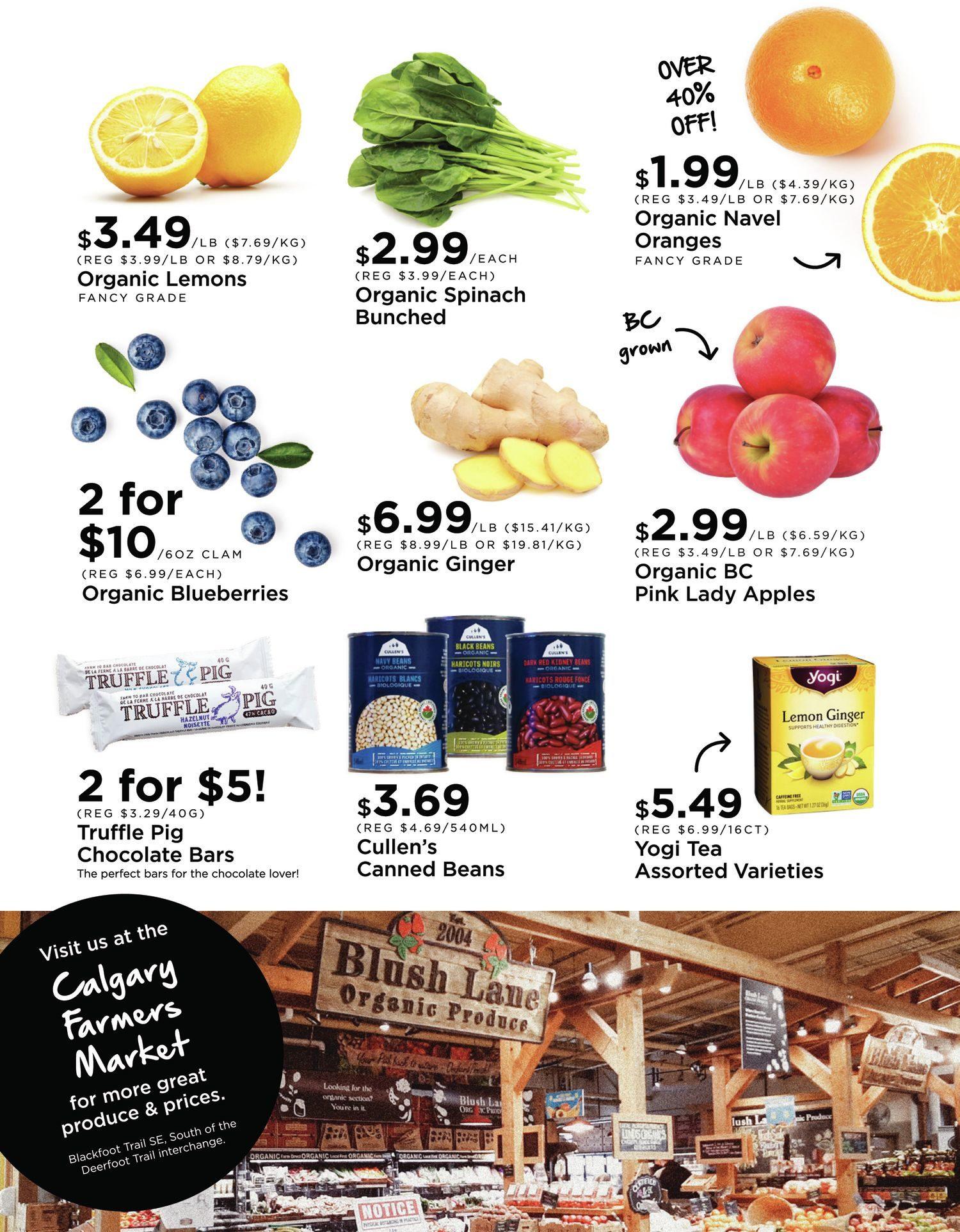 Blush Lane Organic Market - 2 Weeks of Savings - Page 3