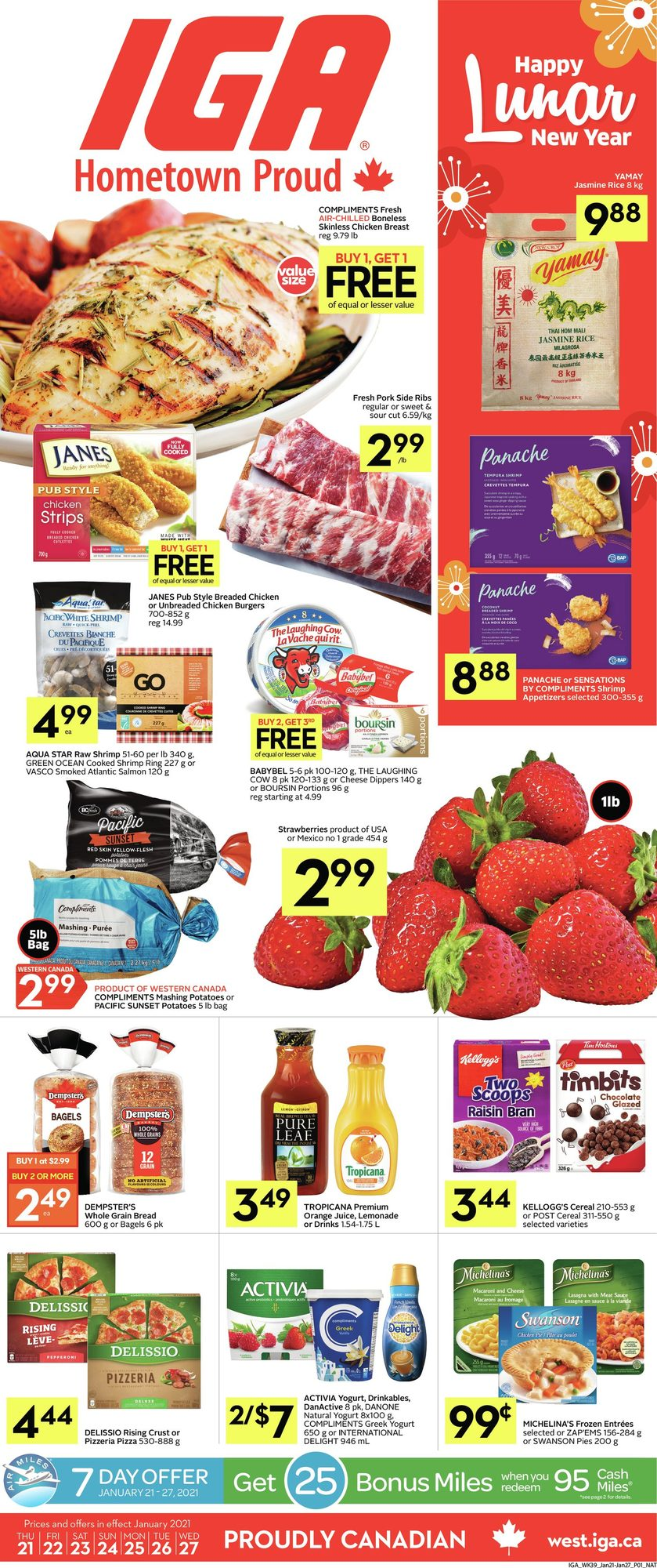 IGA - Weekly Flyer Specials