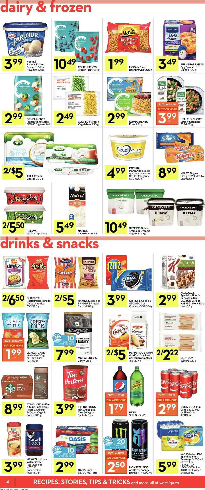 IGA - Weekly Flyer Specials - Page 4