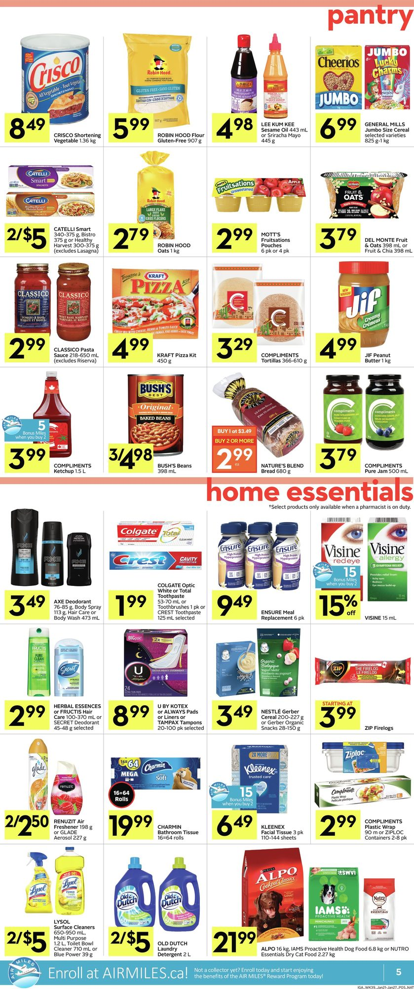 IGA - Weekly Flyer Specials - Page 5
