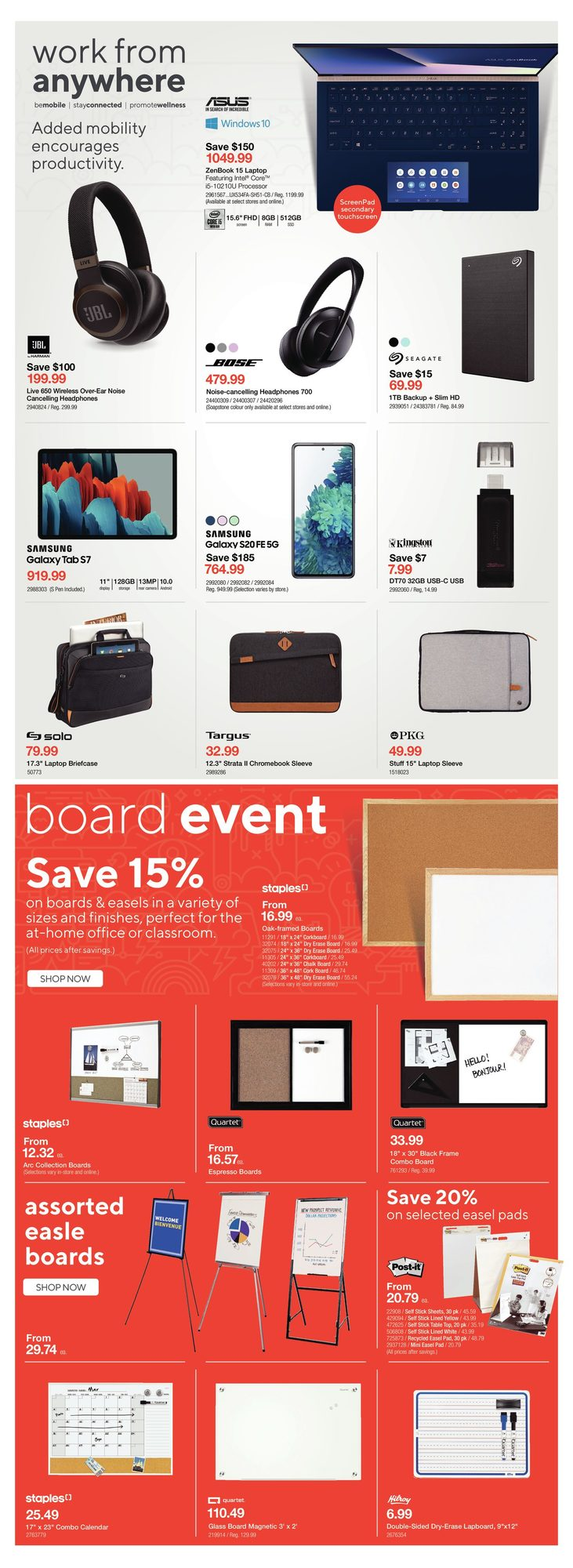 Staples - Weekly Flyer Specials - Page 3