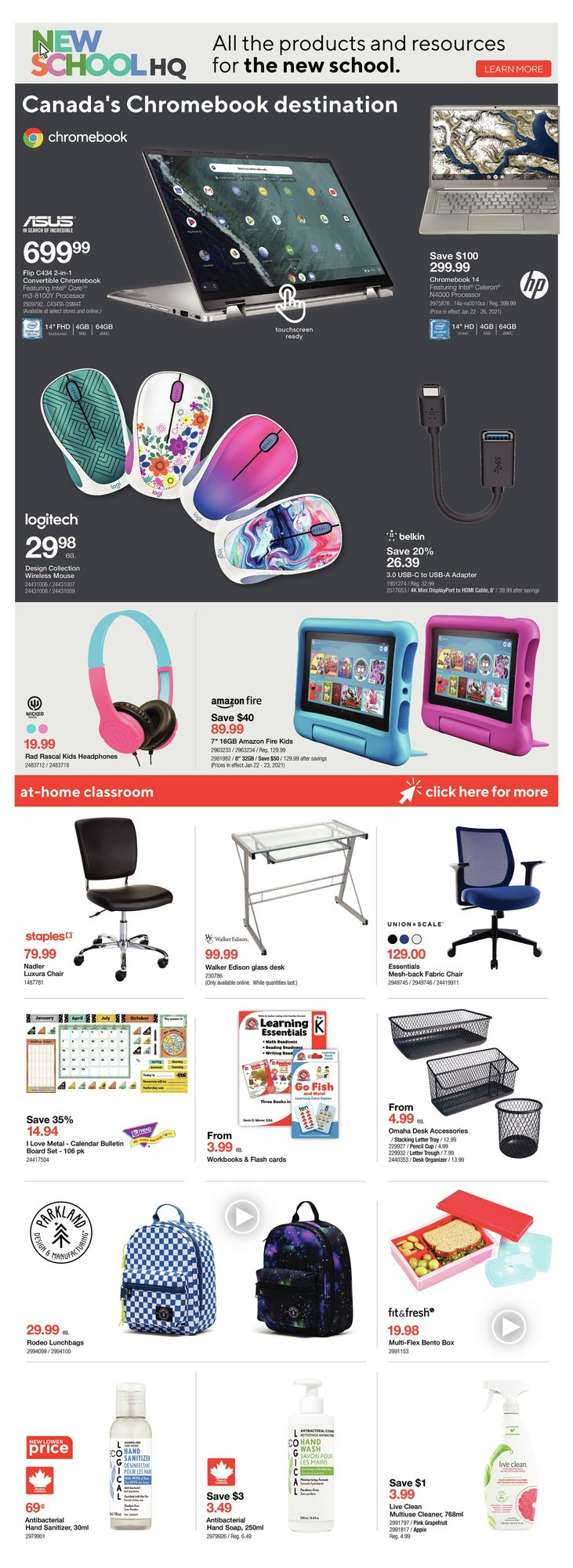 Staples - Weekly Flyer Specials - Page 4