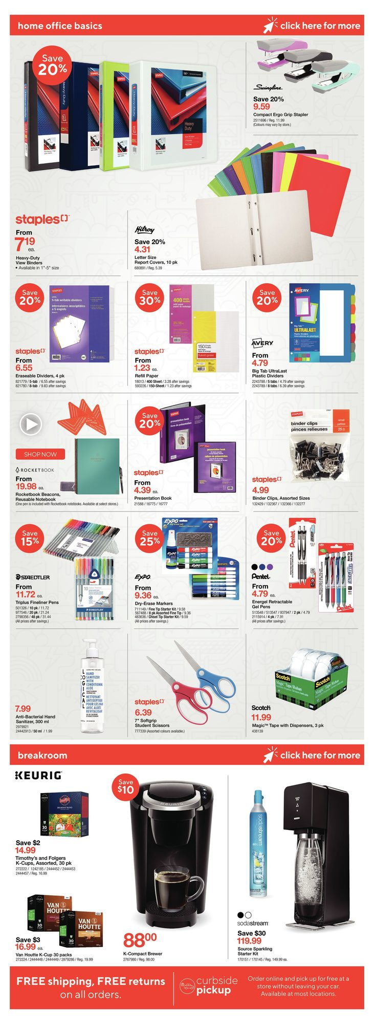 Staples - Weekly Flyer Specials - Page 10