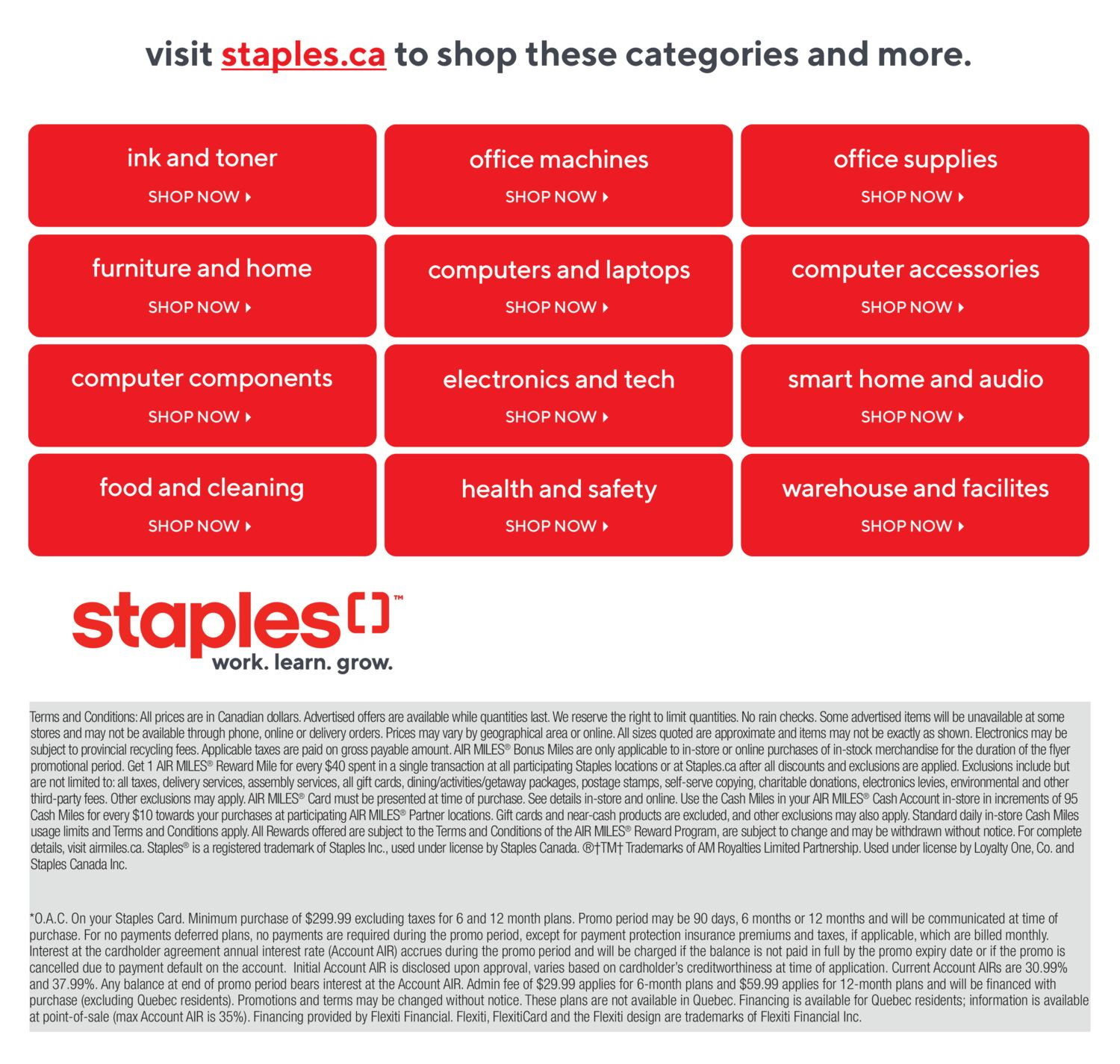 Staples - Weekly Flyer Specials - Page 11